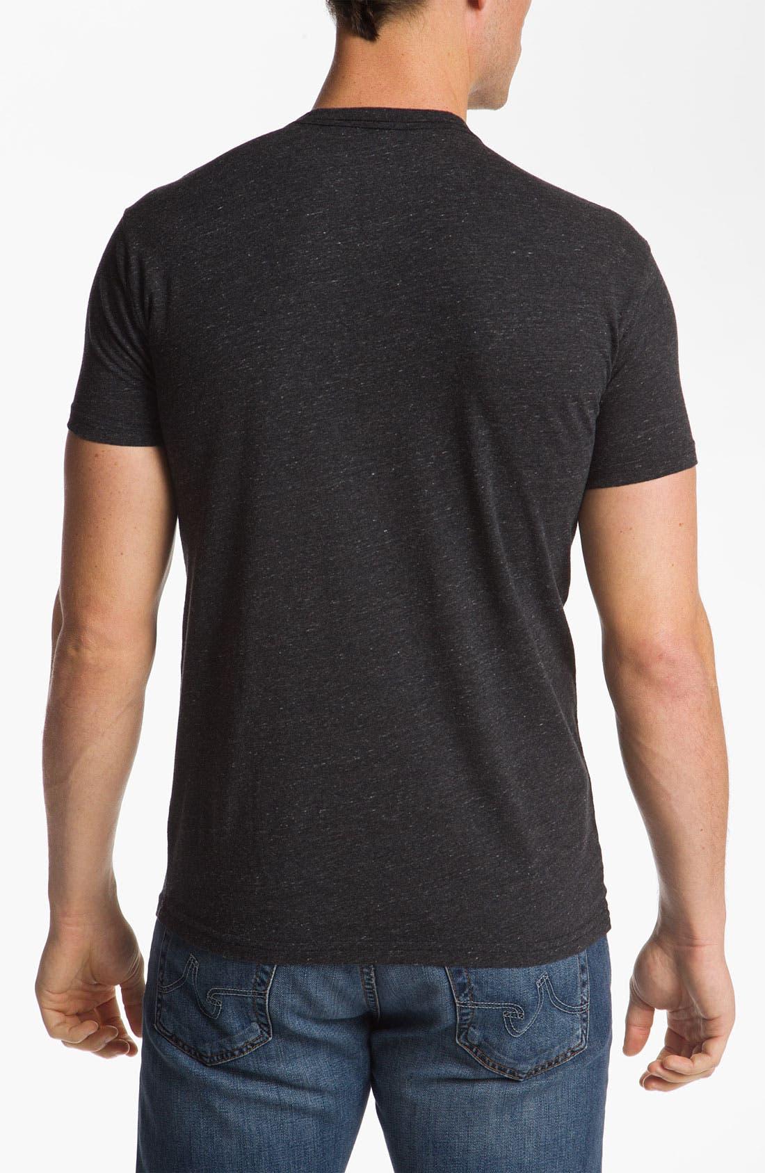 The Original Retro Brand 'University of Washington Huskies' T-Shirt,                             Alternate thumbnail 2, color,                             001