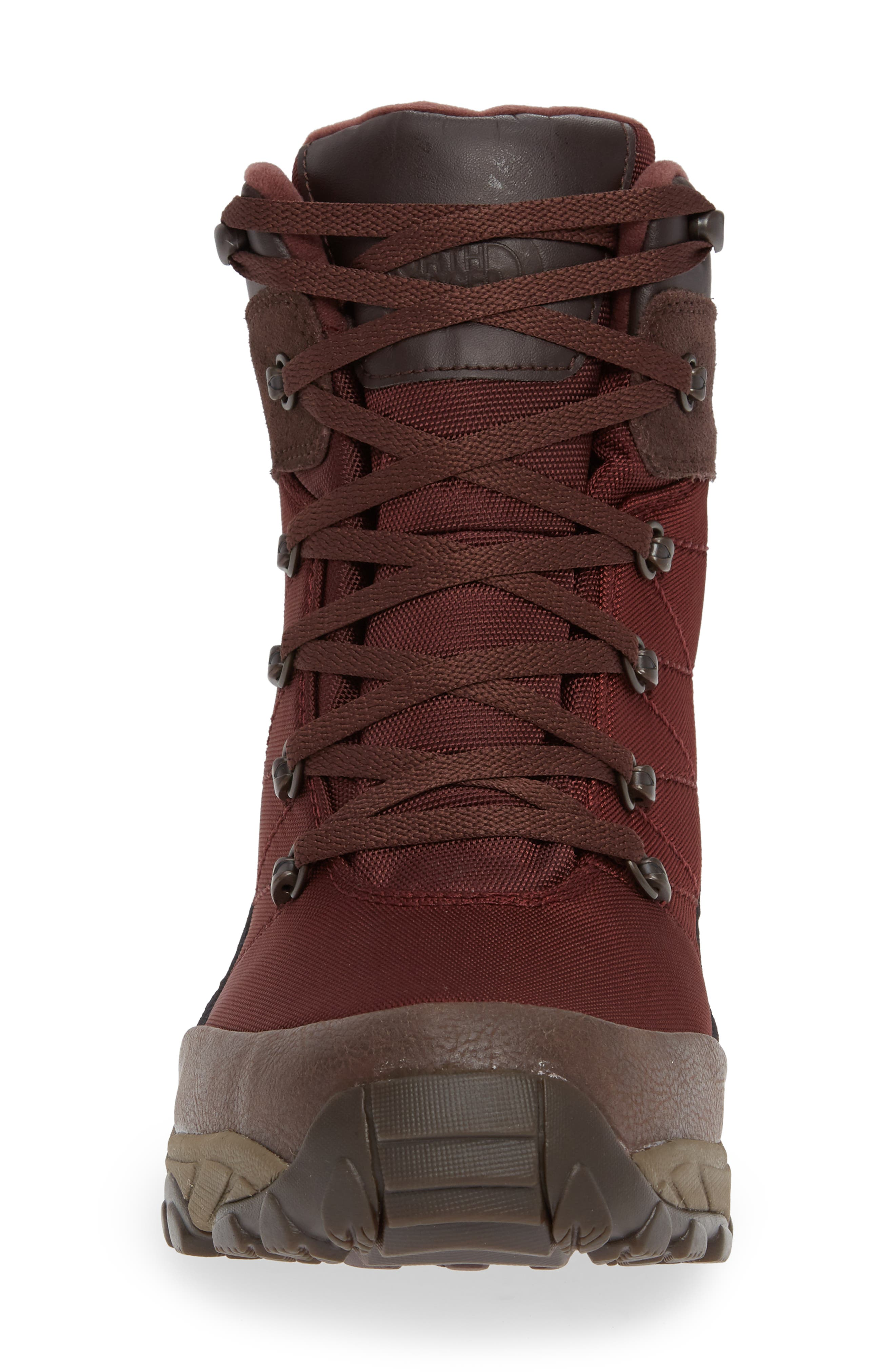 Chilkat Snow Waterproof Boot,                             Alternate thumbnail 4, color,                             BITTER CHOCOLATE BROWN