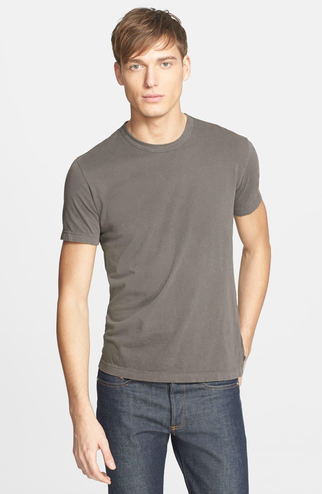 Crewneck Jersey T-Shirt,                             Main thumbnail 58, color,