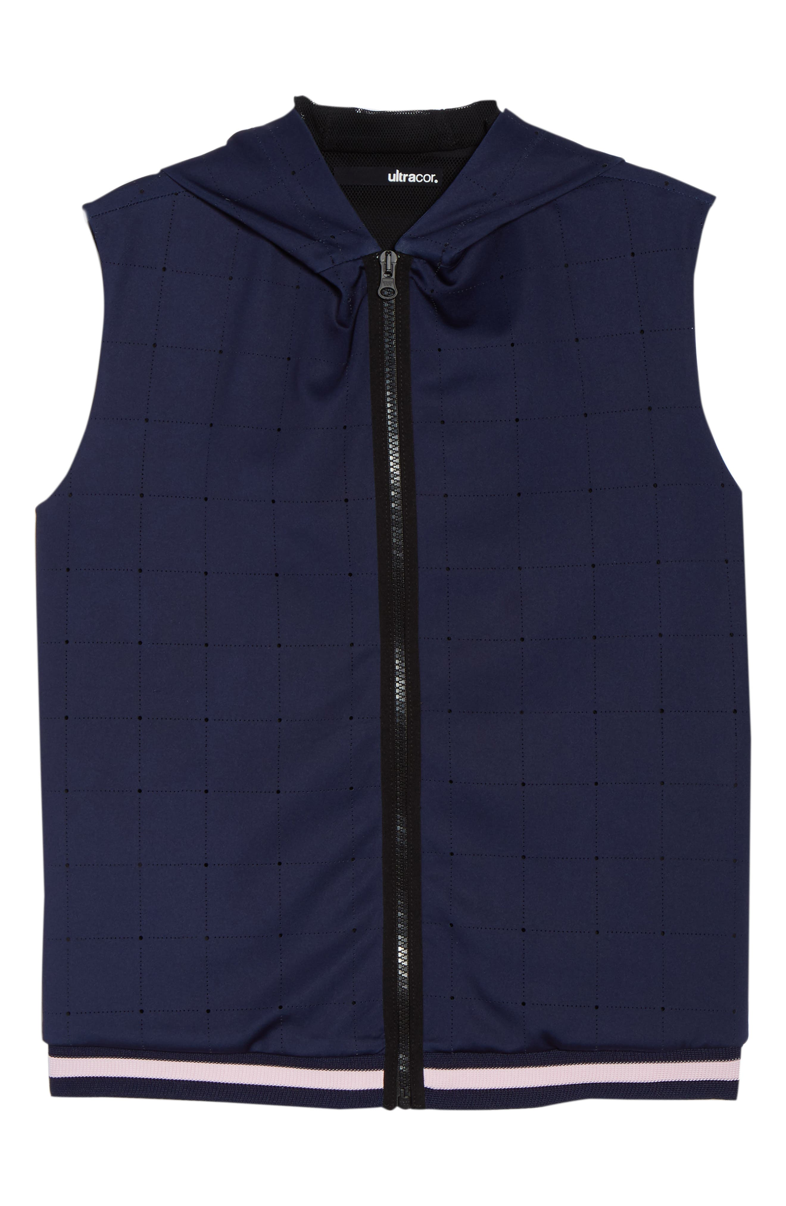 Flux Quiltline Vest,                             Alternate thumbnail 6, color,                             404