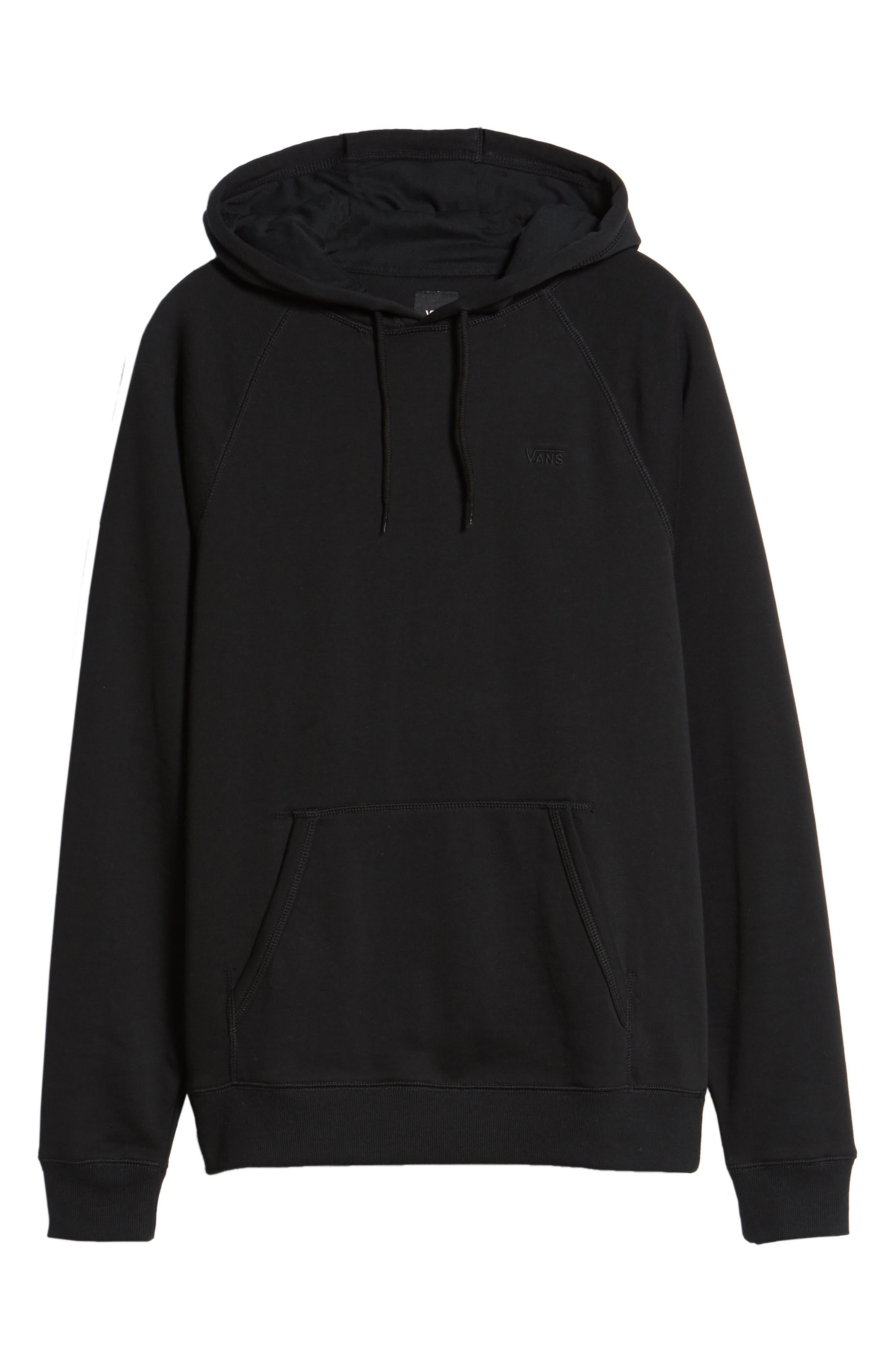 Versa Hoodie Sweatshirt,                             Alternate thumbnail 6, color,                             BLACK