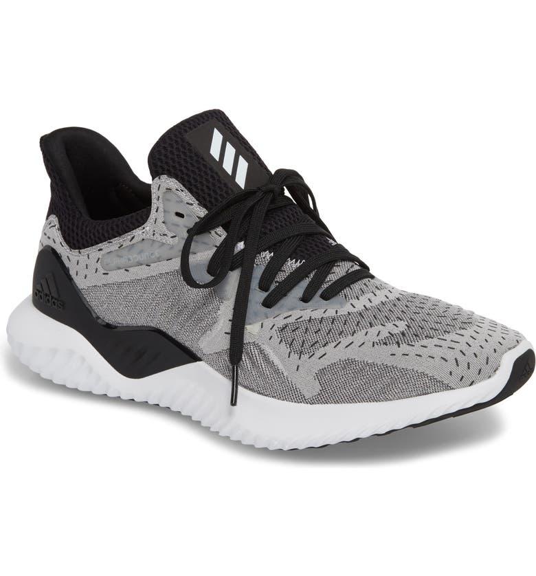 innovative design b78f4 fb529 ADIDAS AlphaBounce Beyond Knit Running Shoe, Main, color, 100