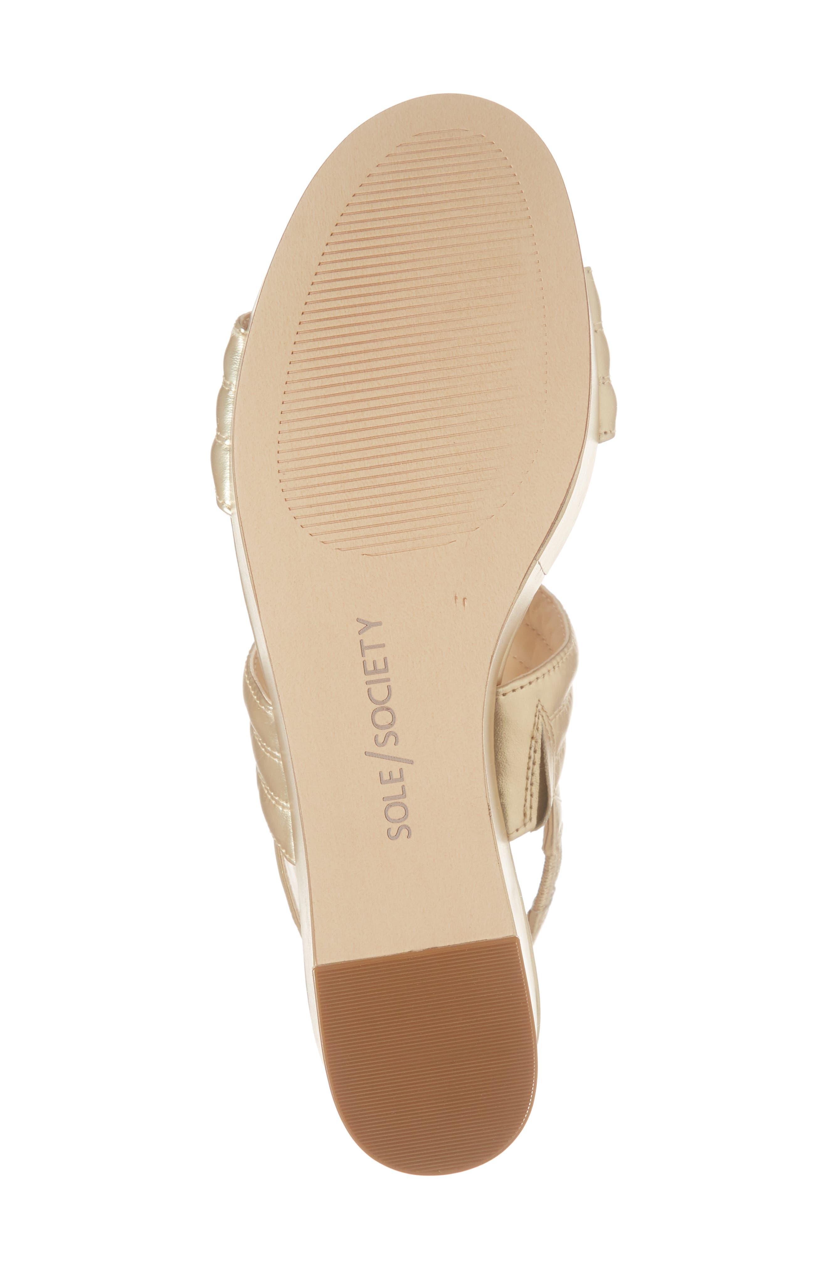 Amberly Platform Sandal,                             Alternate thumbnail 22, color,