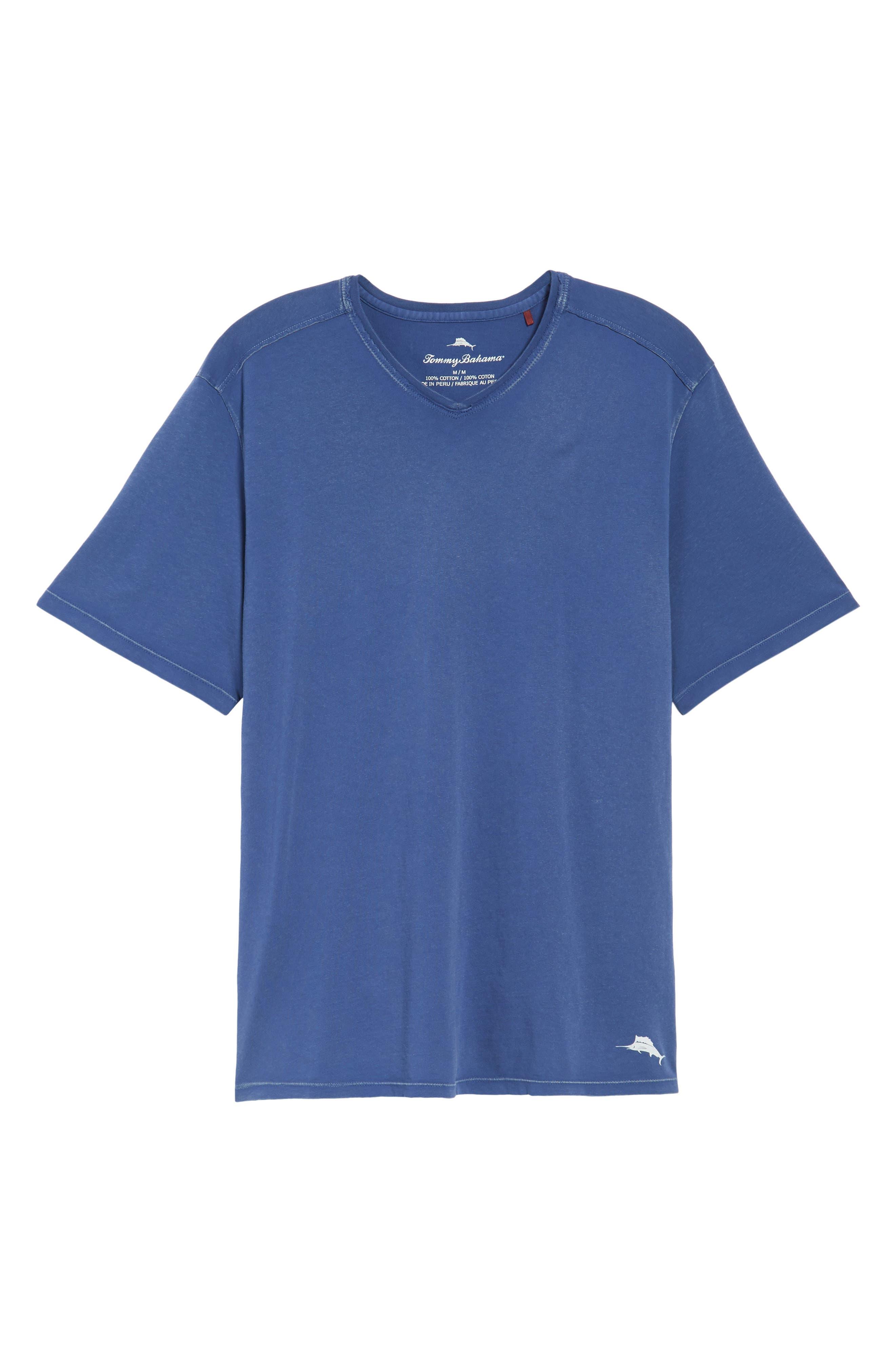 'Kahuna' V-Neck T-Shirt,                             Alternate thumbnail 56, color,