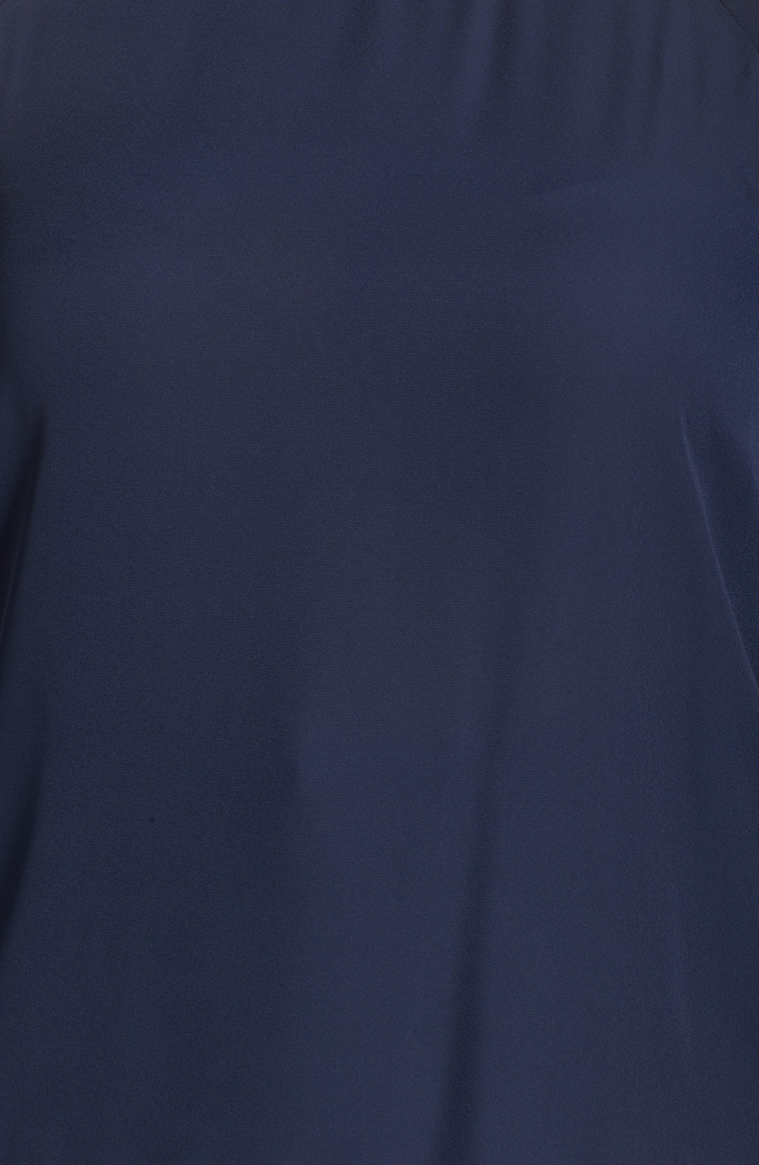 Ruffle Bell Sleeve Blouse,                             Alternate thumbnail 10, color,