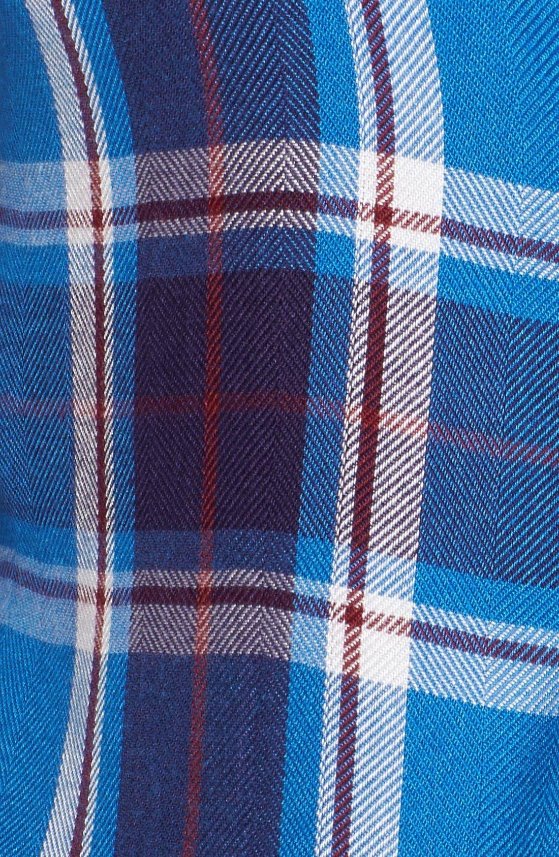 Hunter Plaid Shirt,                             Alternate thumbnail 255, color,