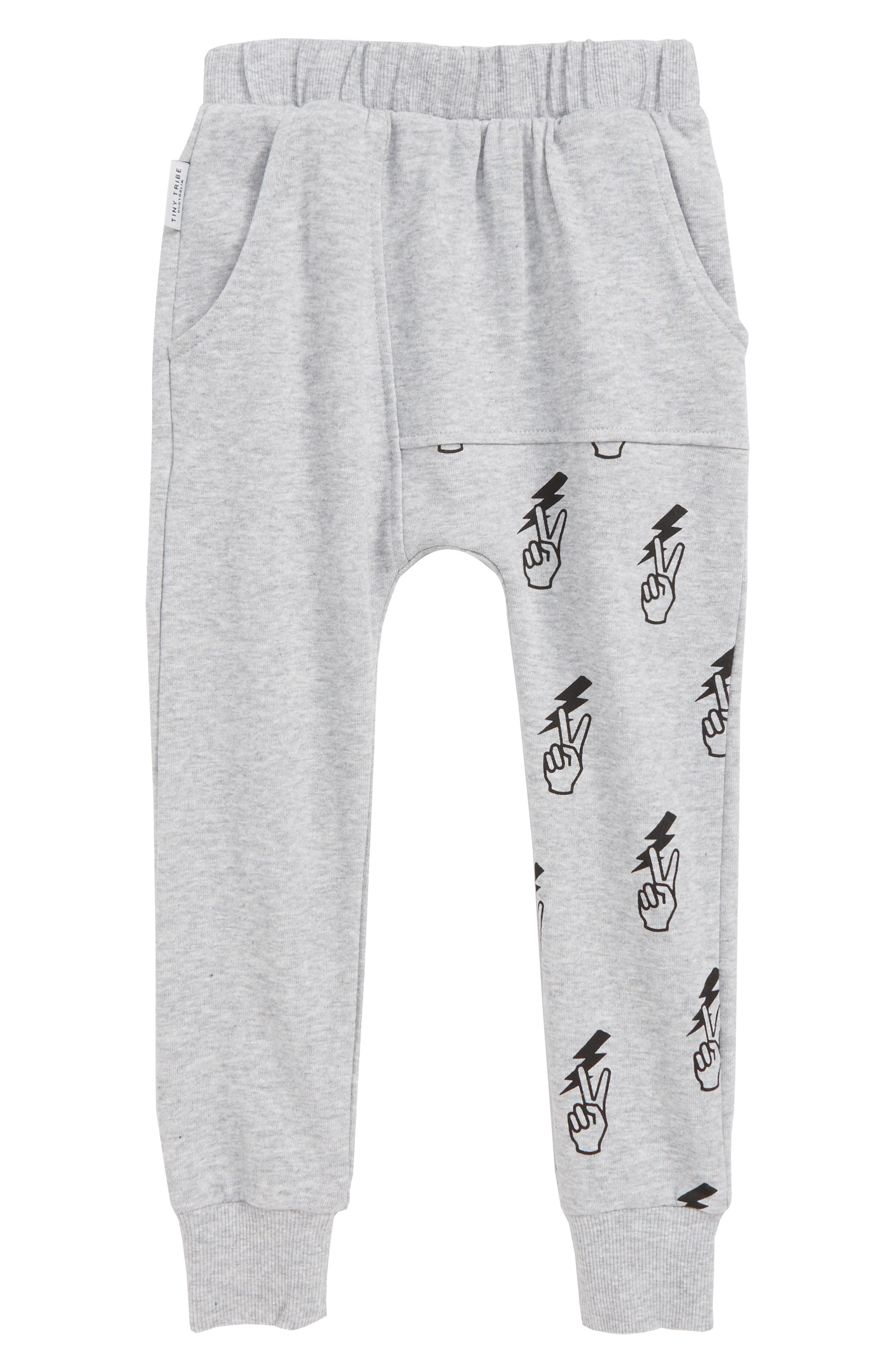 Peace Sweatpants,                             Main thumbnail 1, color,                             020