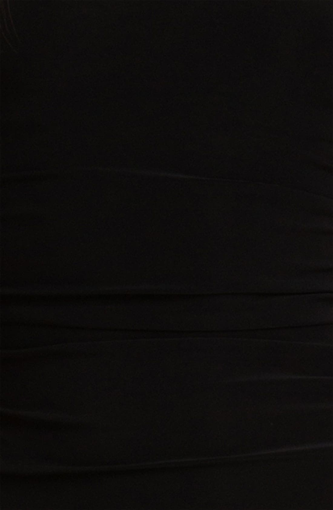Shirred Sleeveless Dress,                             Alternate thumbnail 2, color,                             001