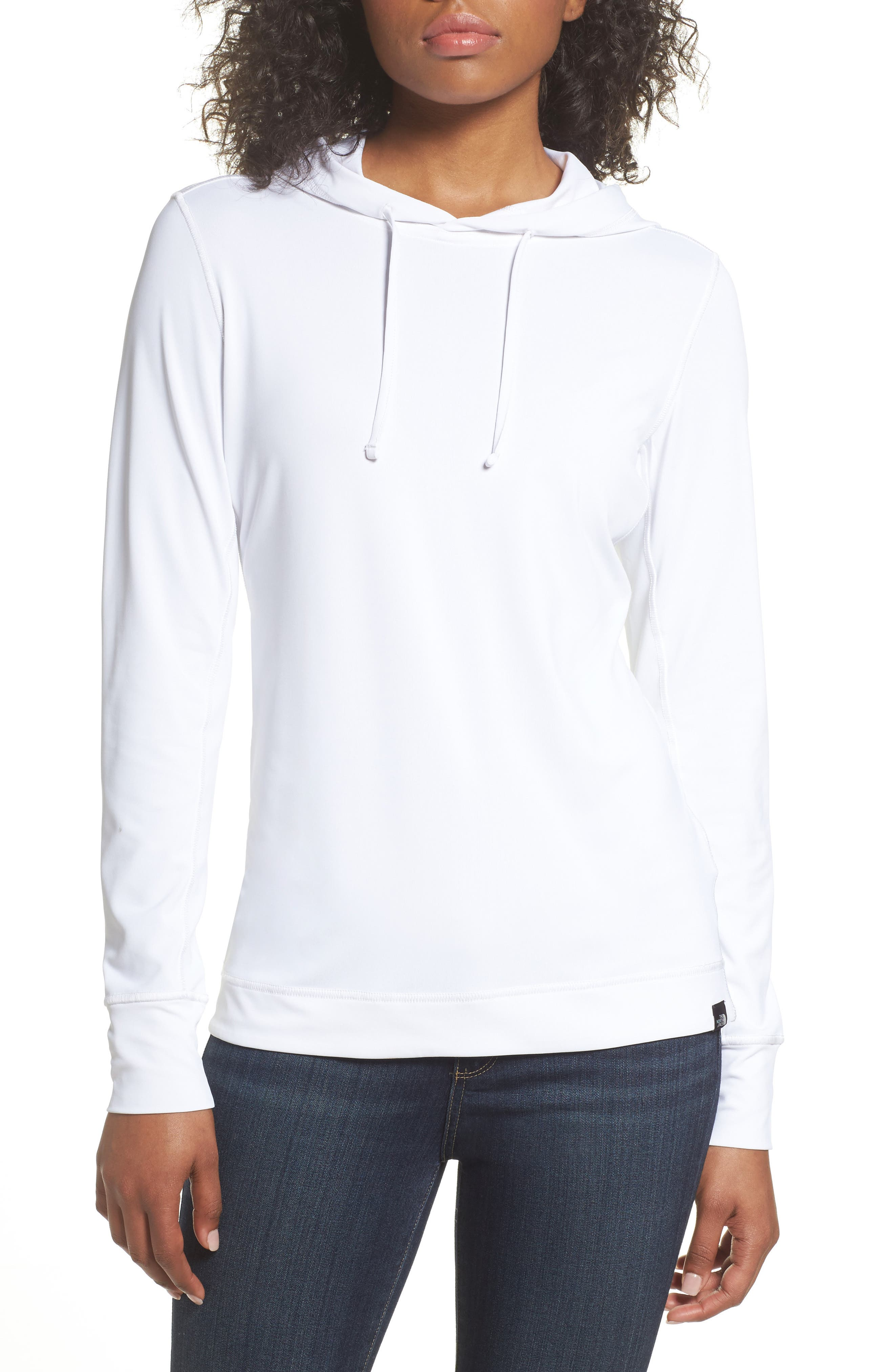 Shade Me Hooded Top,                         Main,                         color, 100