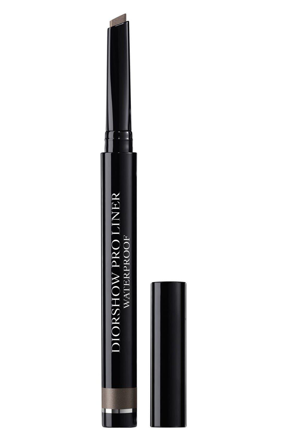 Dior Diorshow Waterproof Pro Liner - 062 Pro Grege