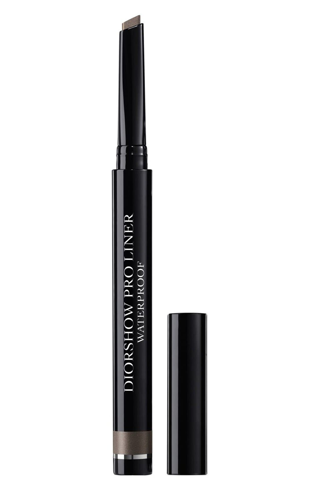 Diorshow Waterproof Pro Liner,                             Main thumbnail 1, color,                             062 PRO GREGE