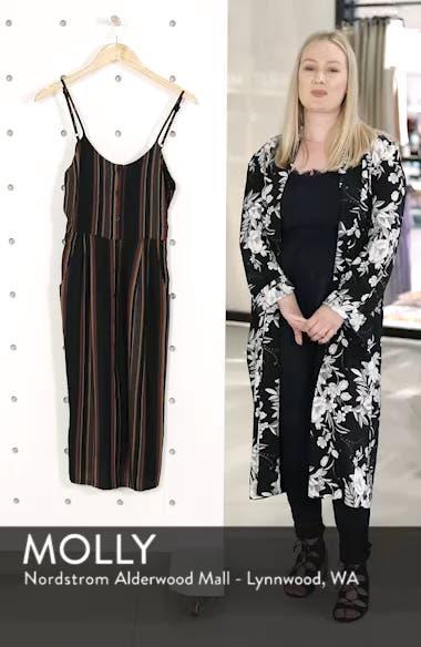 Medway Stripe Midi Dress, sales video thumbnail