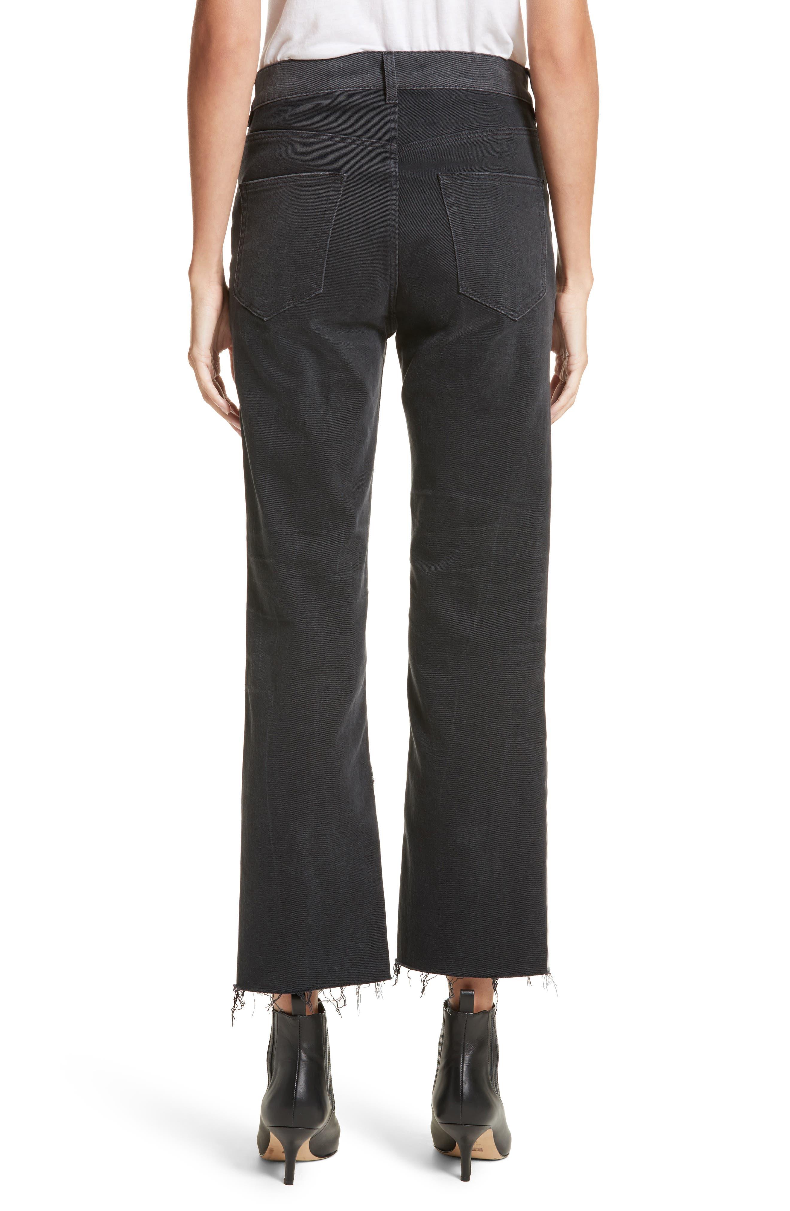 Patch Jeans,                             Alternate thumbnail 2, color,                             063