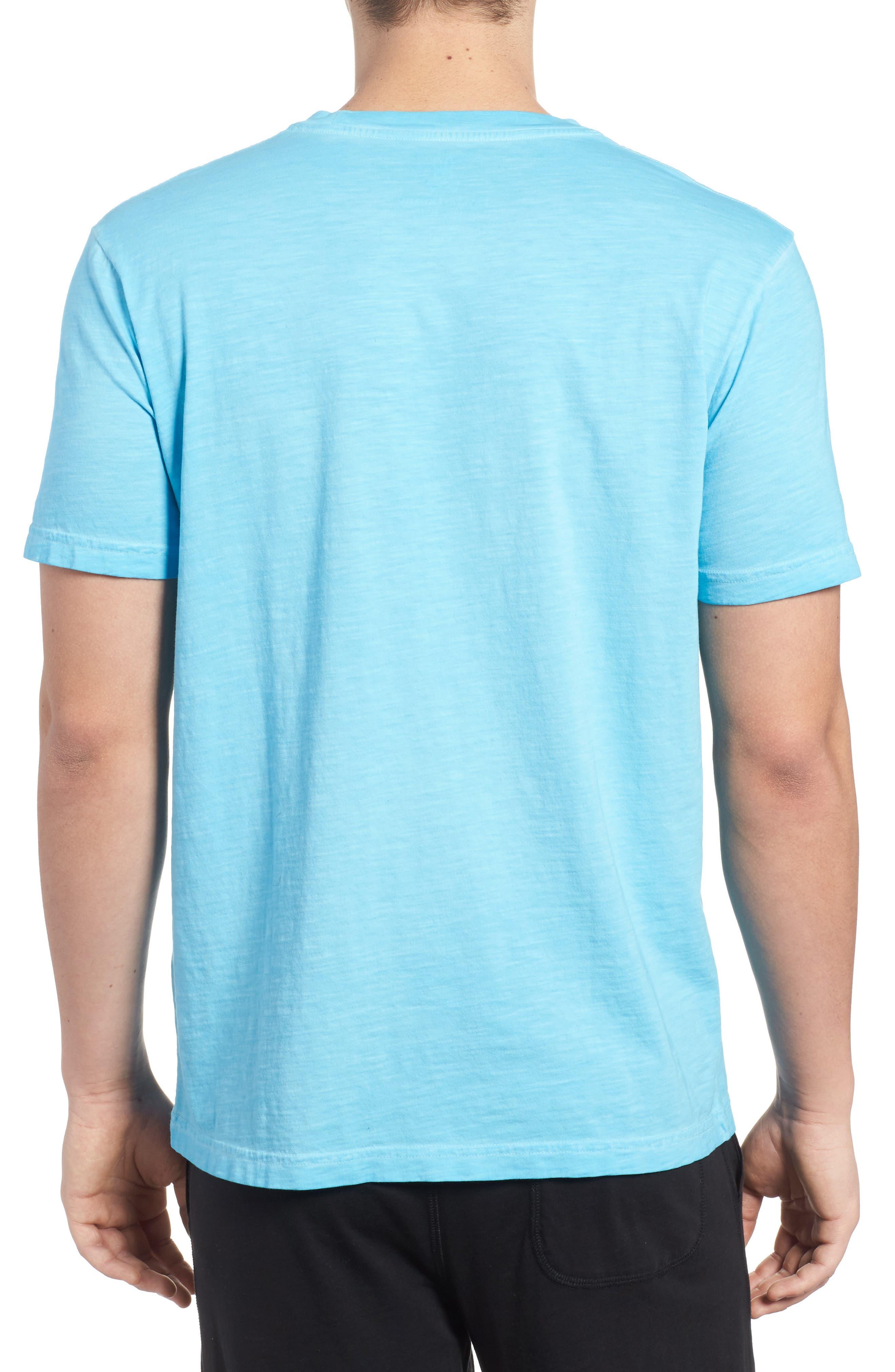 Sunwash Pocket T-Shirt,                             Alternate thumbnail 7, color,
