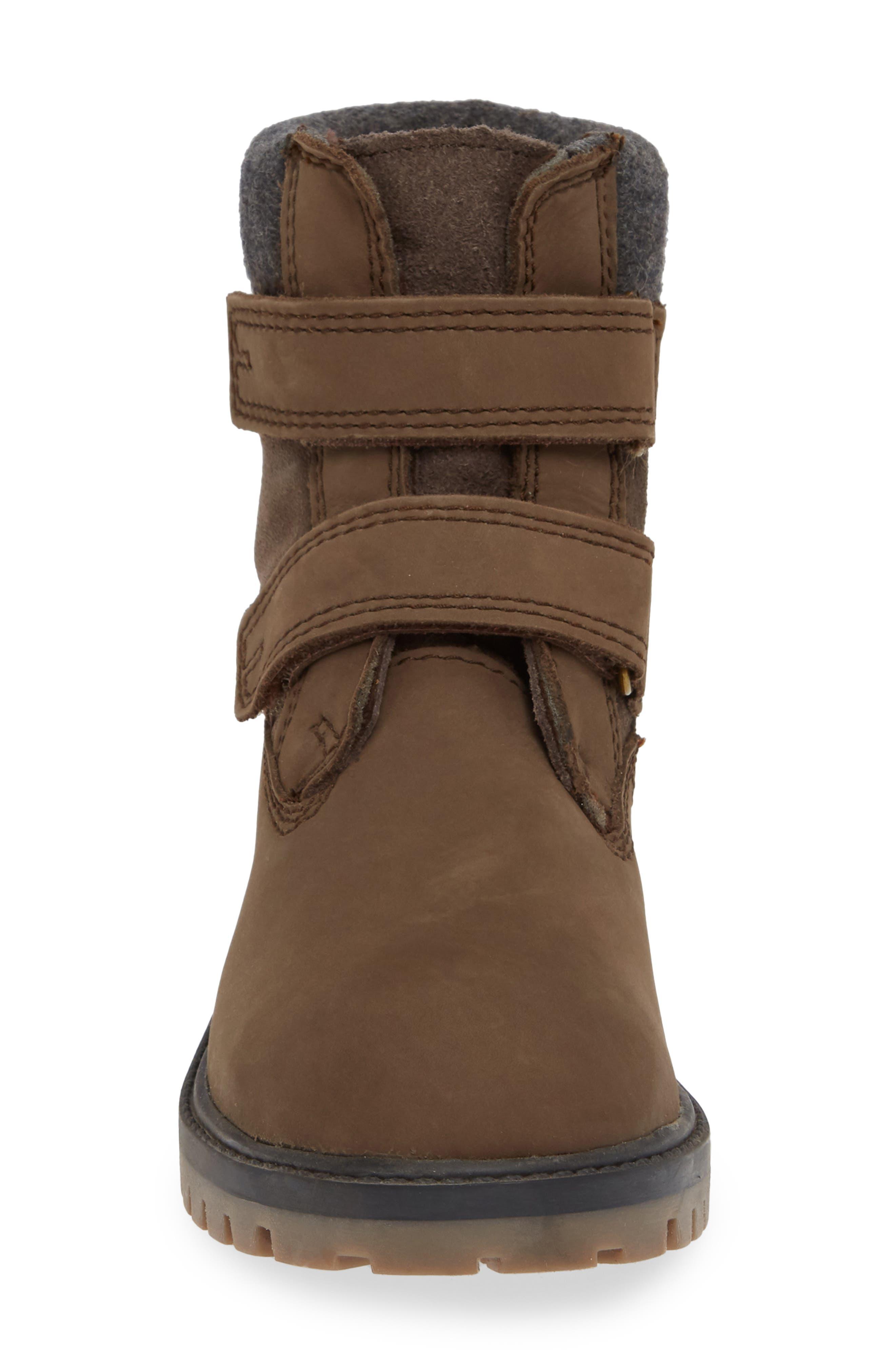 Takodav Waterproof Boot,                             Alternate thumbnail 4, color,                             200