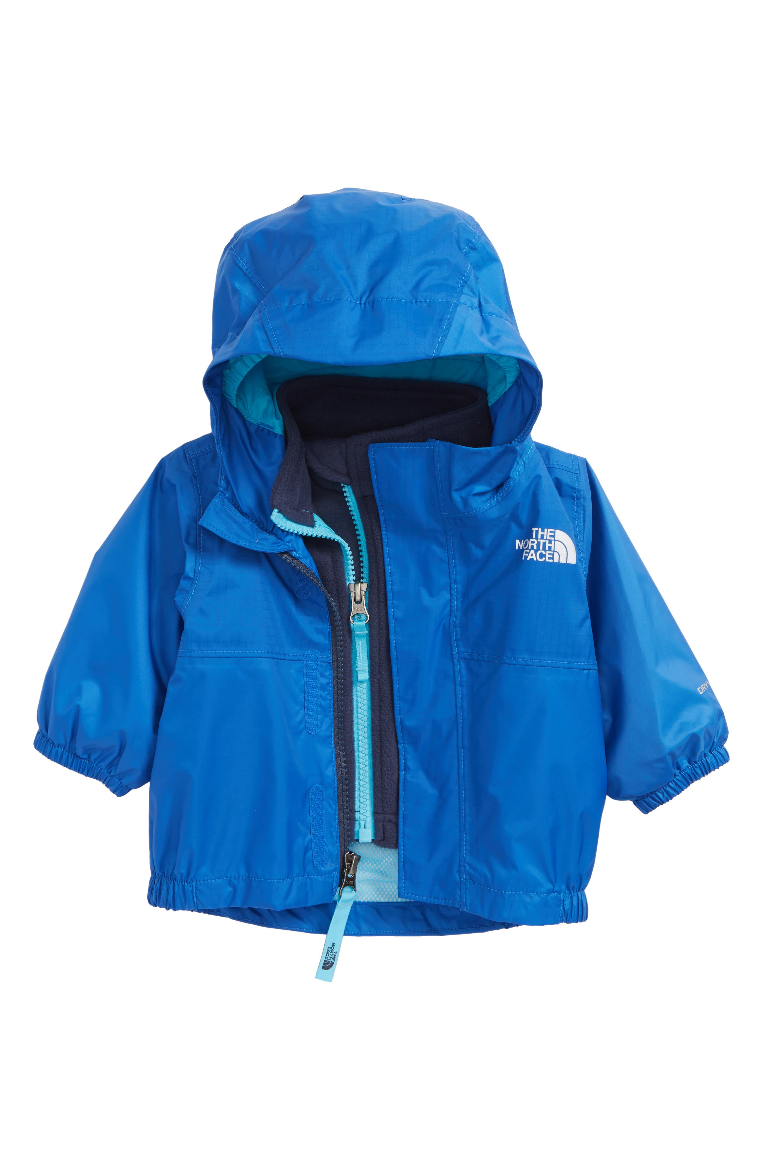 Stormy Rain TriClimate<sup>®</sup> Waterproof & Windproof 3-in-1 Jacket,                         Main,                         color,