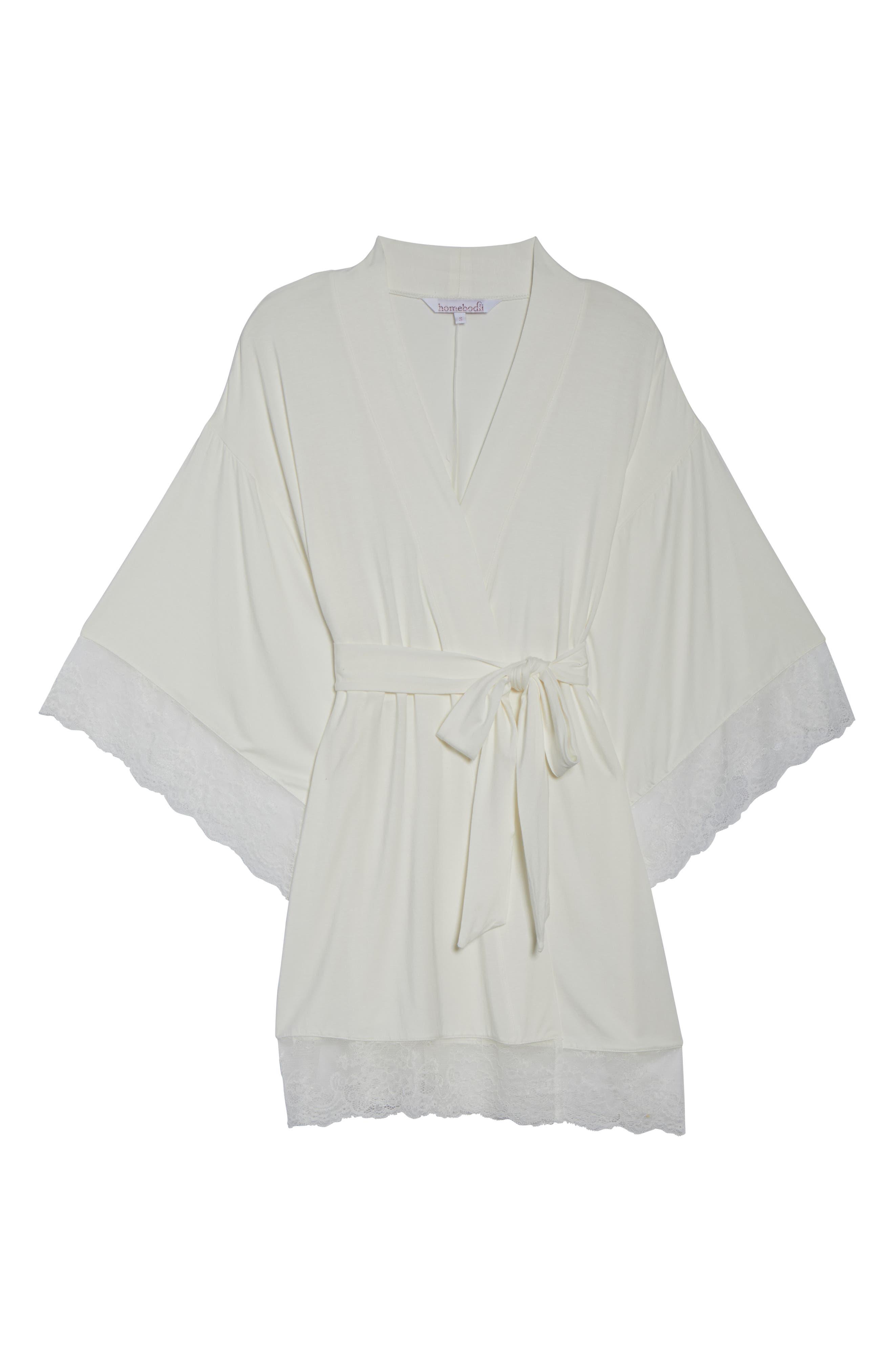 Serafina Kimono Robe,                             Alternate thumbnail 6, color,