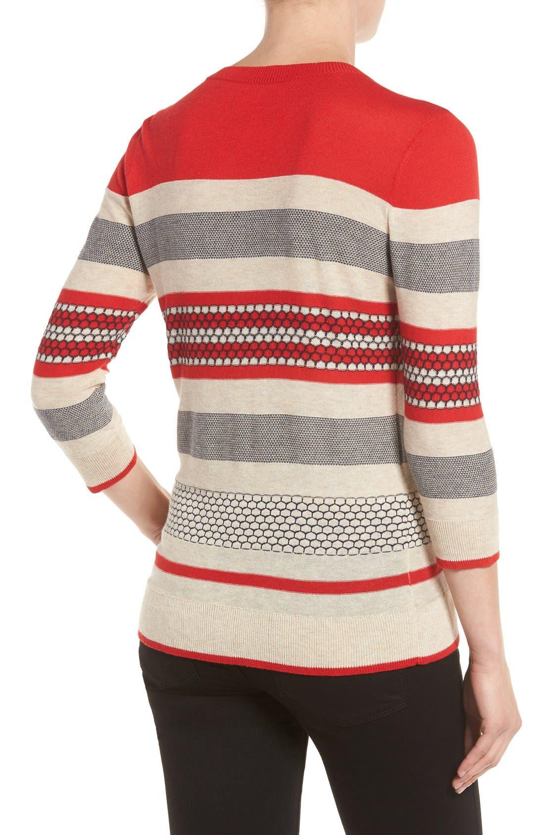 Cotton Blend Pullover,                             Alternate thumbnail 113, color,