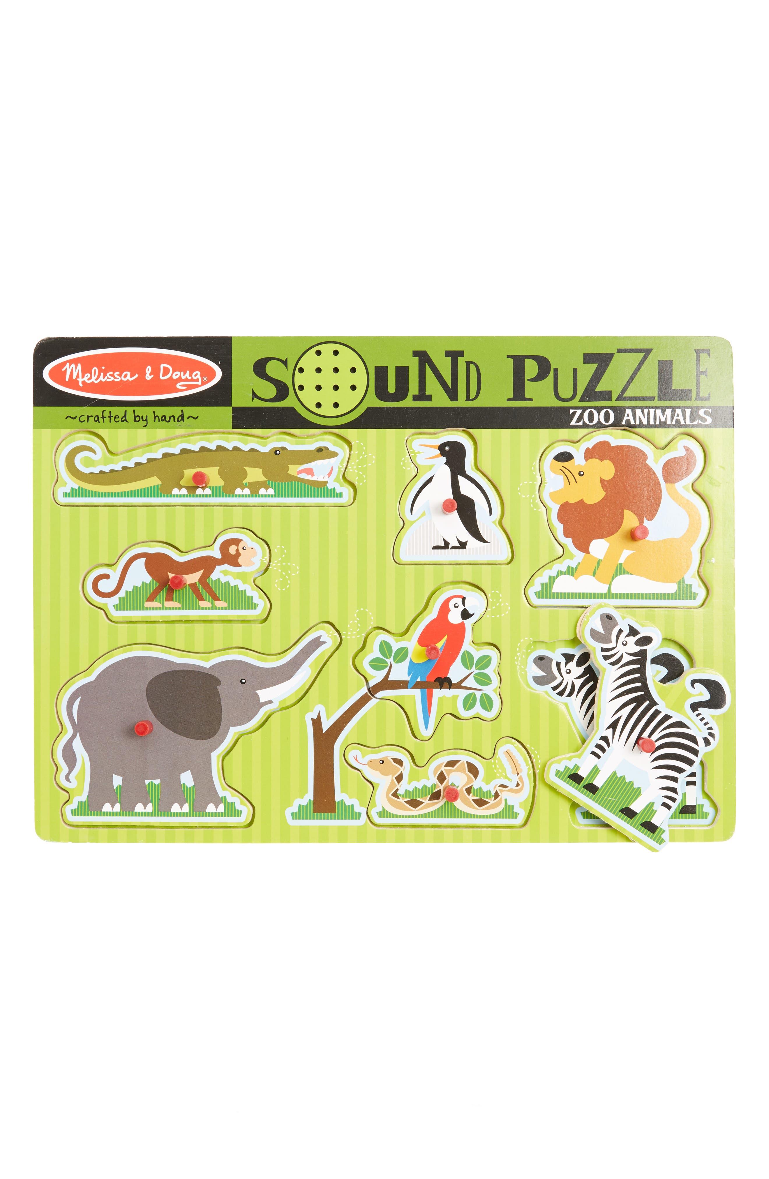 'Sound' Puzzle,                         Main,                         color, 300