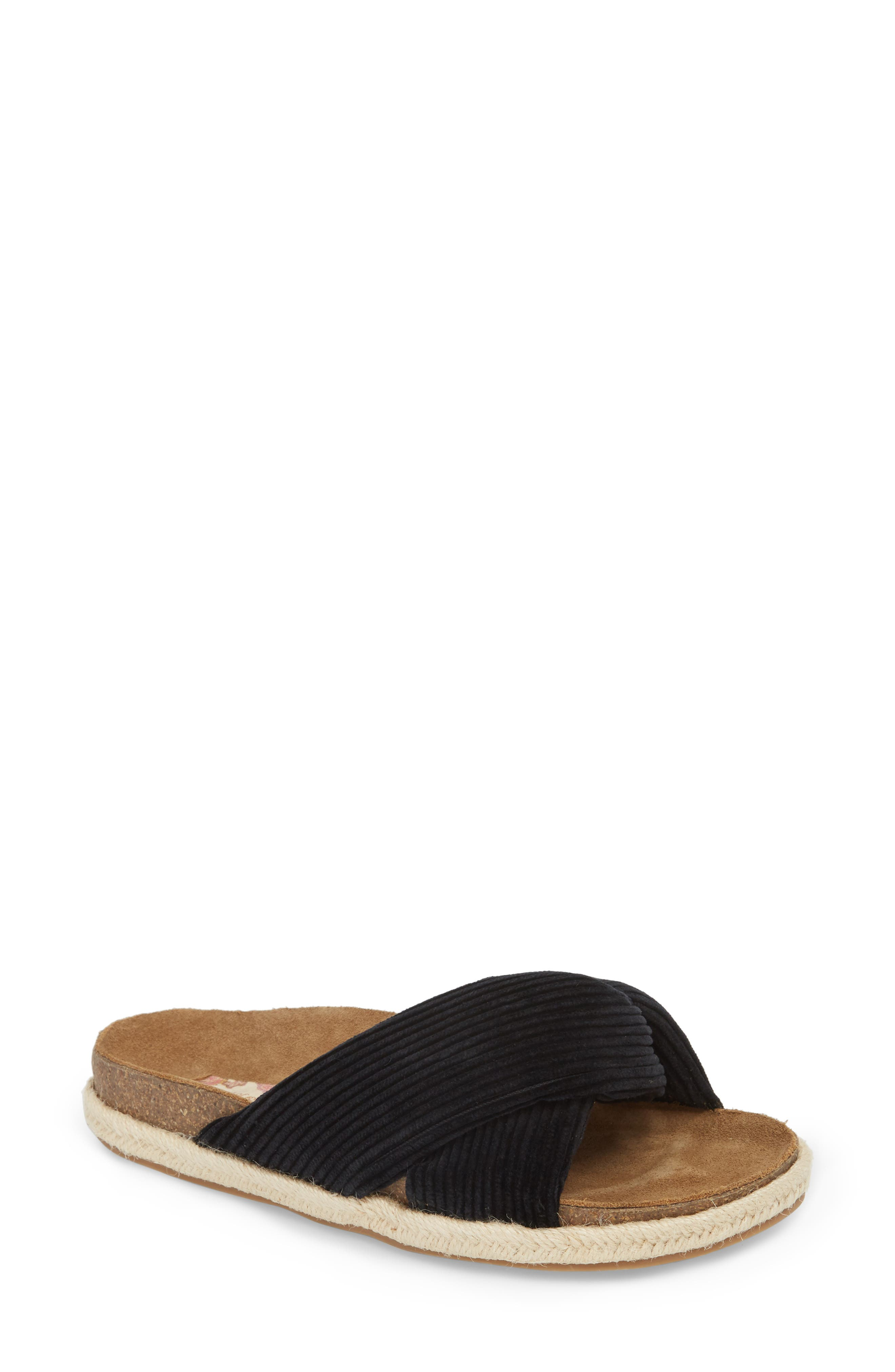 Move Over Flat Sandal,                         Main,                         color, 001
