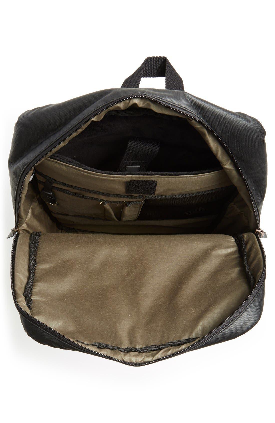 HEX,                             'Origin' Water Resistant Backpack,                             Alternate thumbnail 2, color,                             001