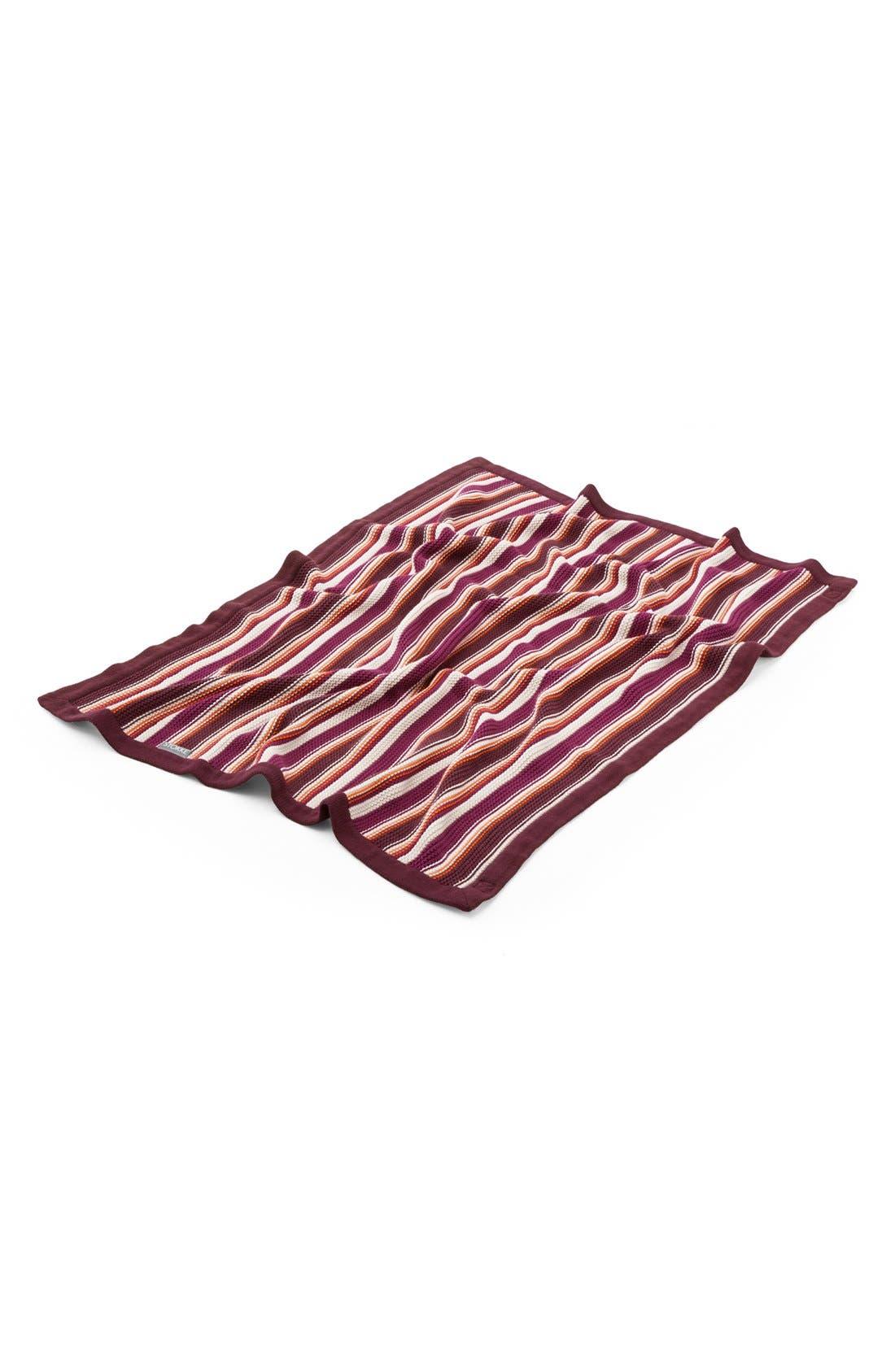 STOKKE,                             Baby Stroller Knit Blanket,                             Alternate thumbnail 3, color,                             500