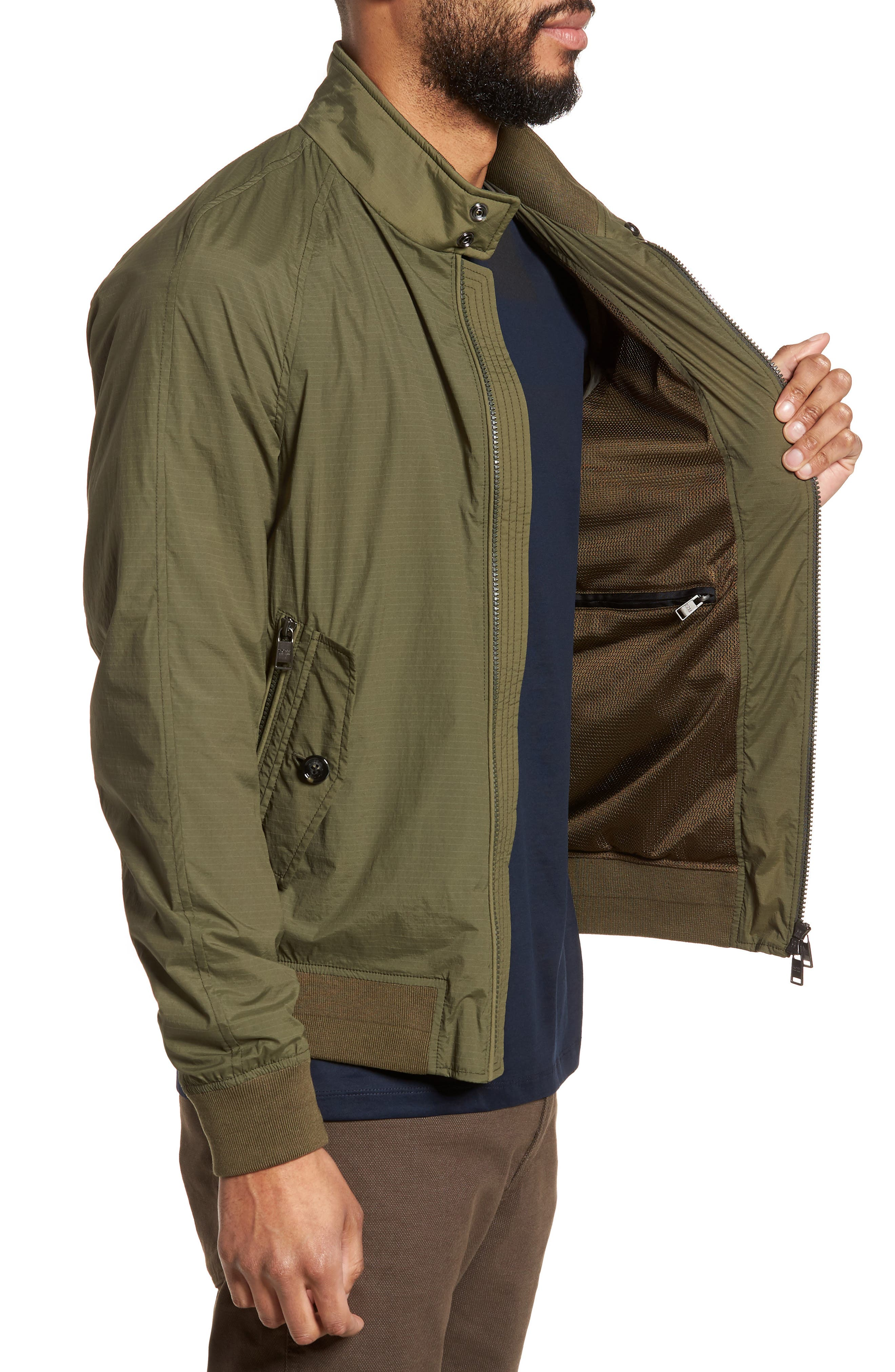Camdan Ripstop Jacket,                             Alternate thumbnail 3, color,                             359
