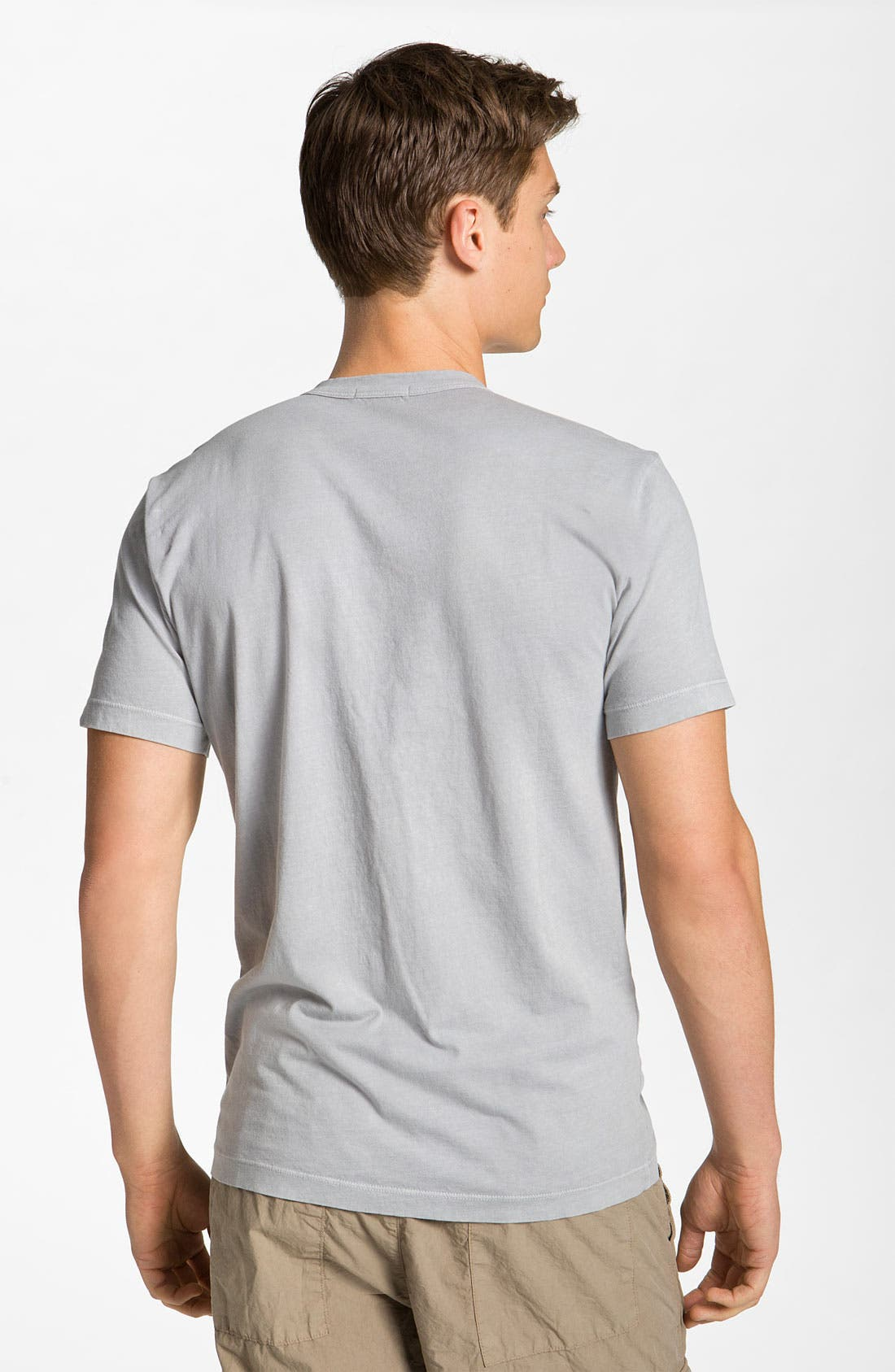 Crewneck Jersey T-Shirt,                             Alternate thumbnail 142, color,