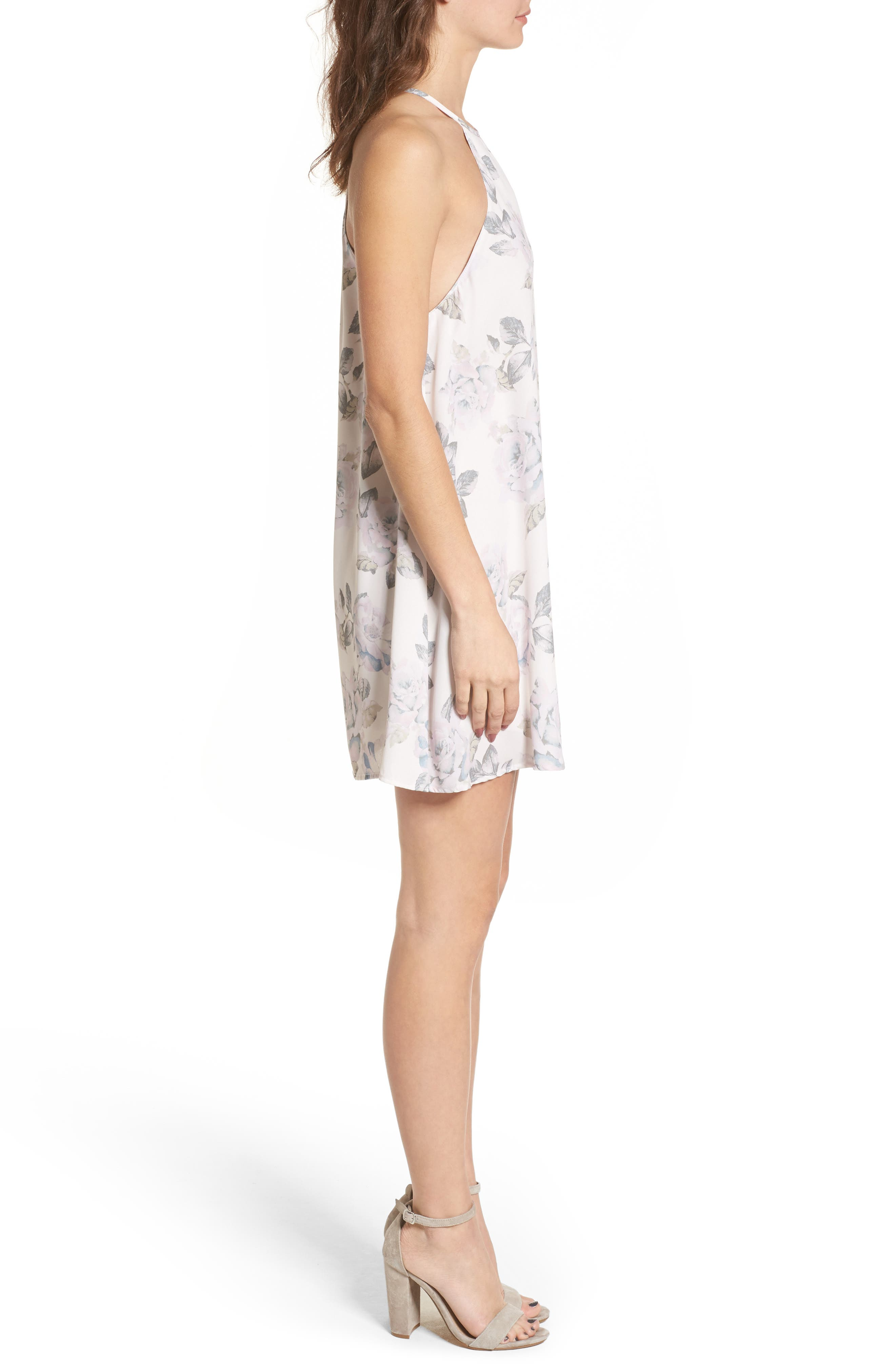 SHOW ME YOUR MUMU,                             Gomez Halter Minidress,                             Alternate thumbnail 3, color,                             900