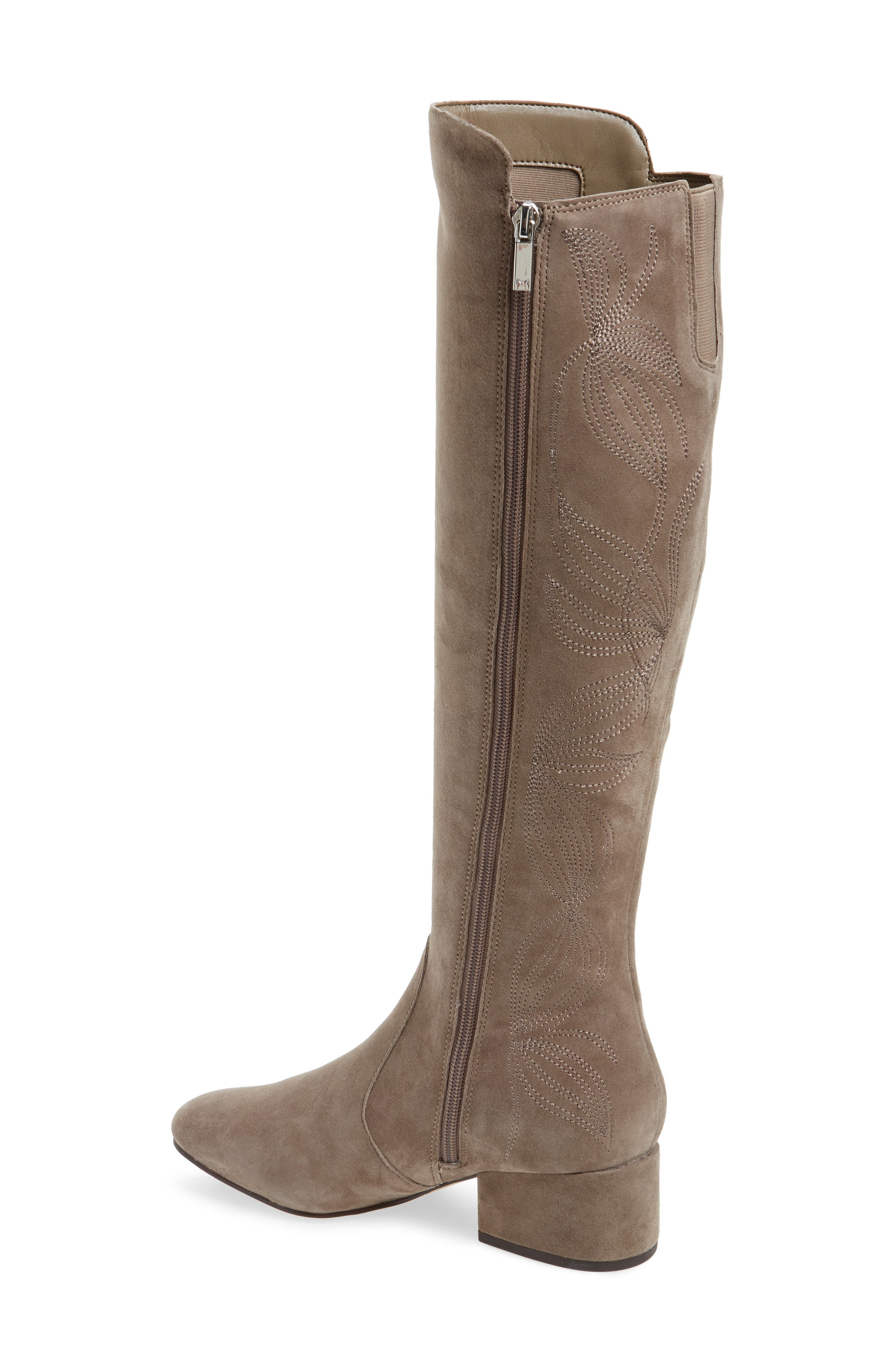 Tawnna Knee High Boot,                             Alternate thumbnail 6, color,