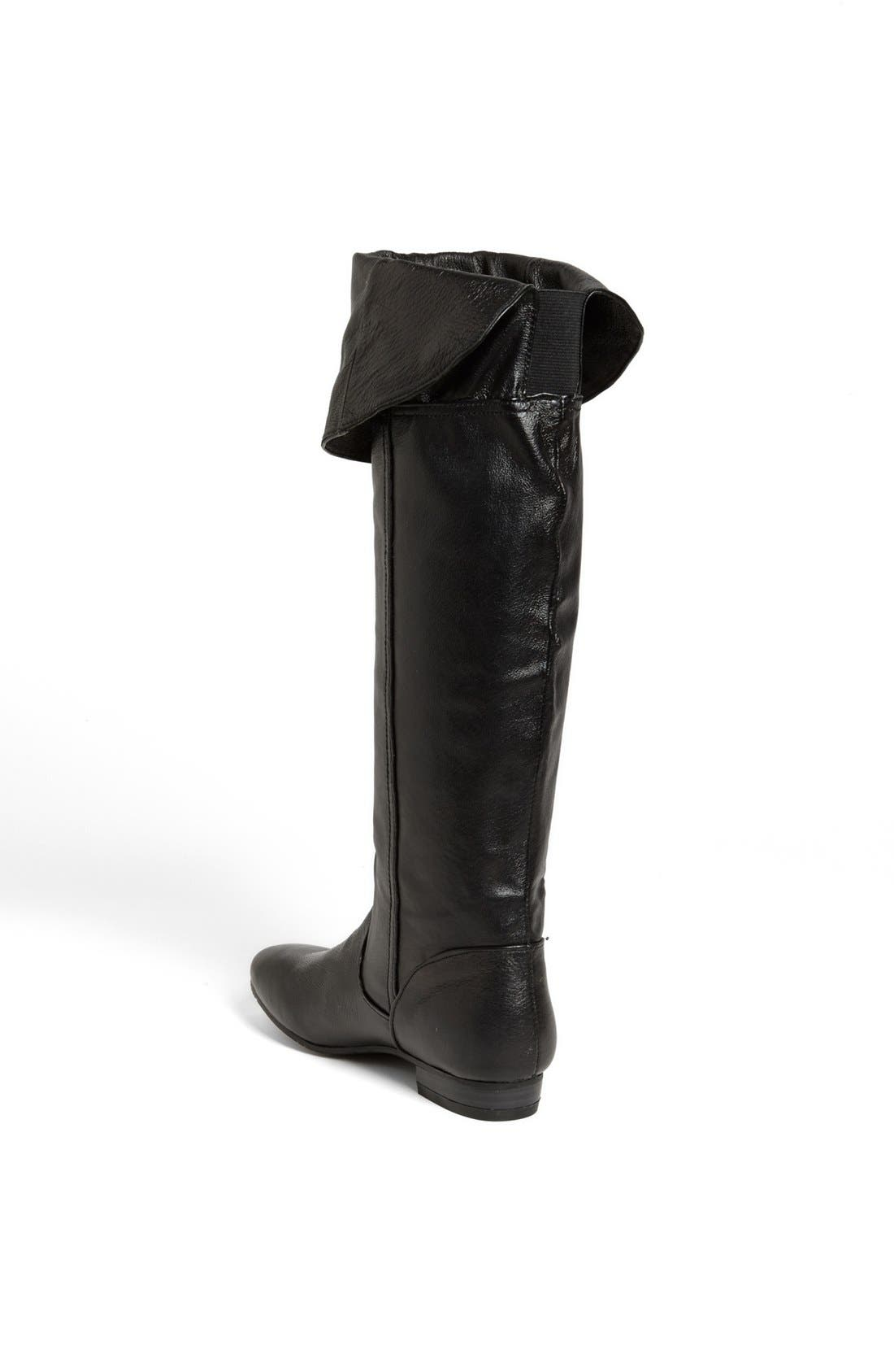 'South Bay' Over the Knee Boot,                             Alternate thumbnail 4, color,                             001
