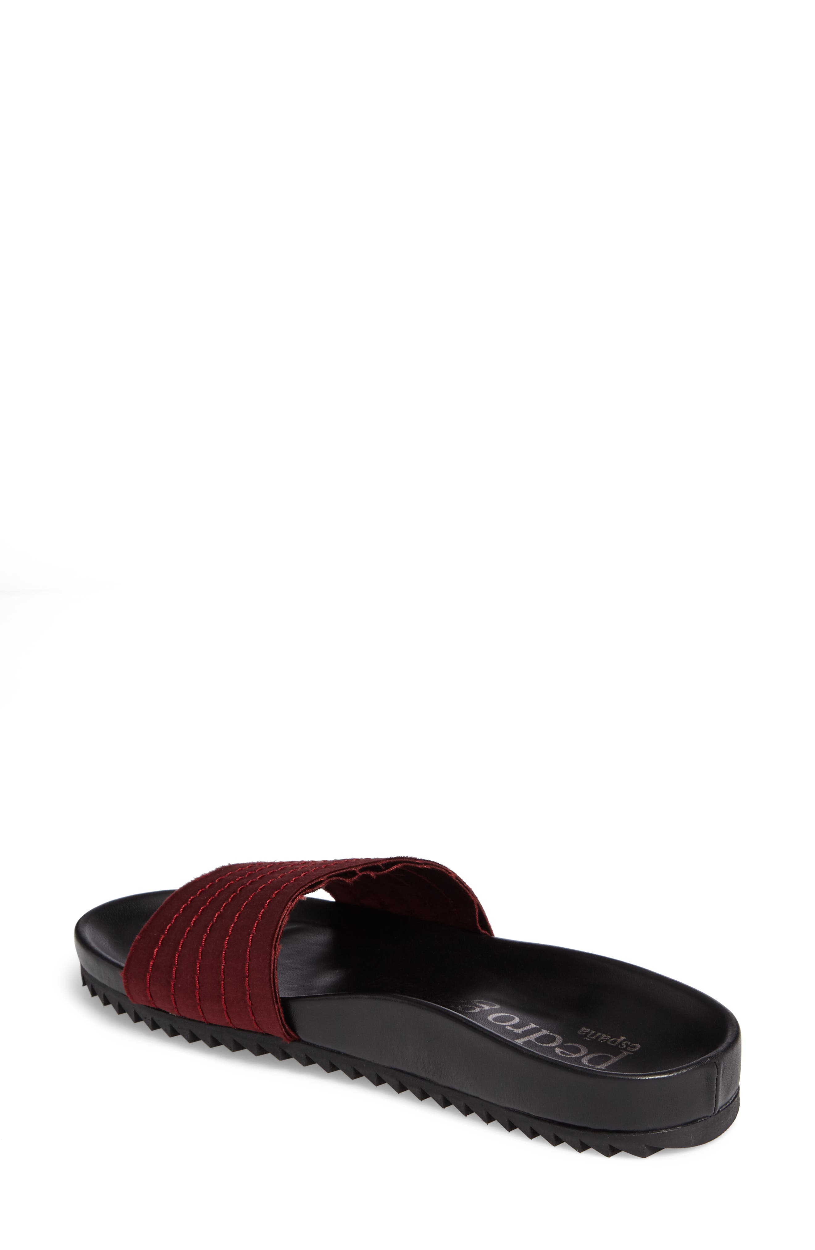 Amparo Slide Sandal,                             Alternate thumbnail 4, color,