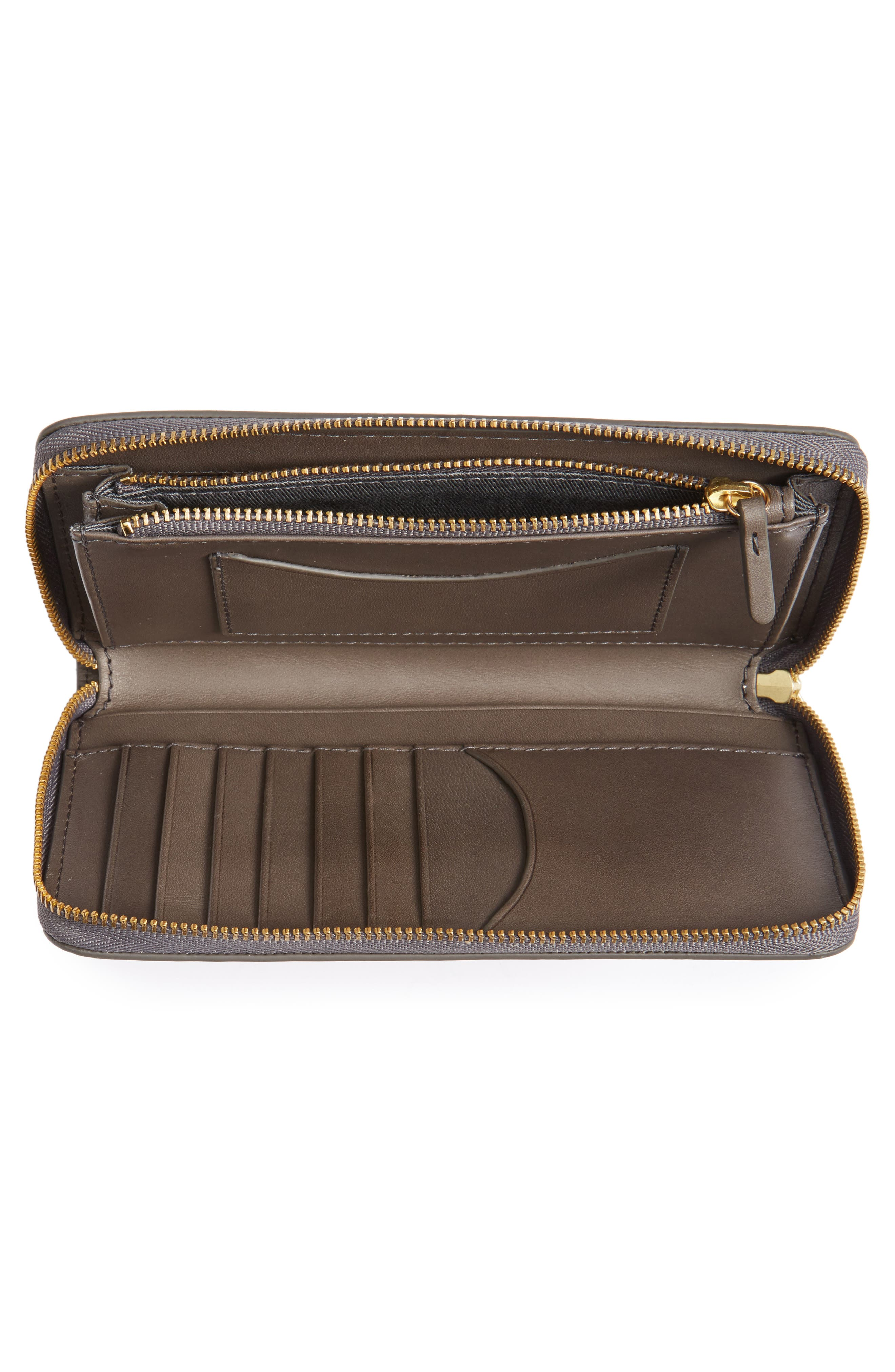 Compact Continental Wallet,                             Alternate thumbnail 2, color,                             020