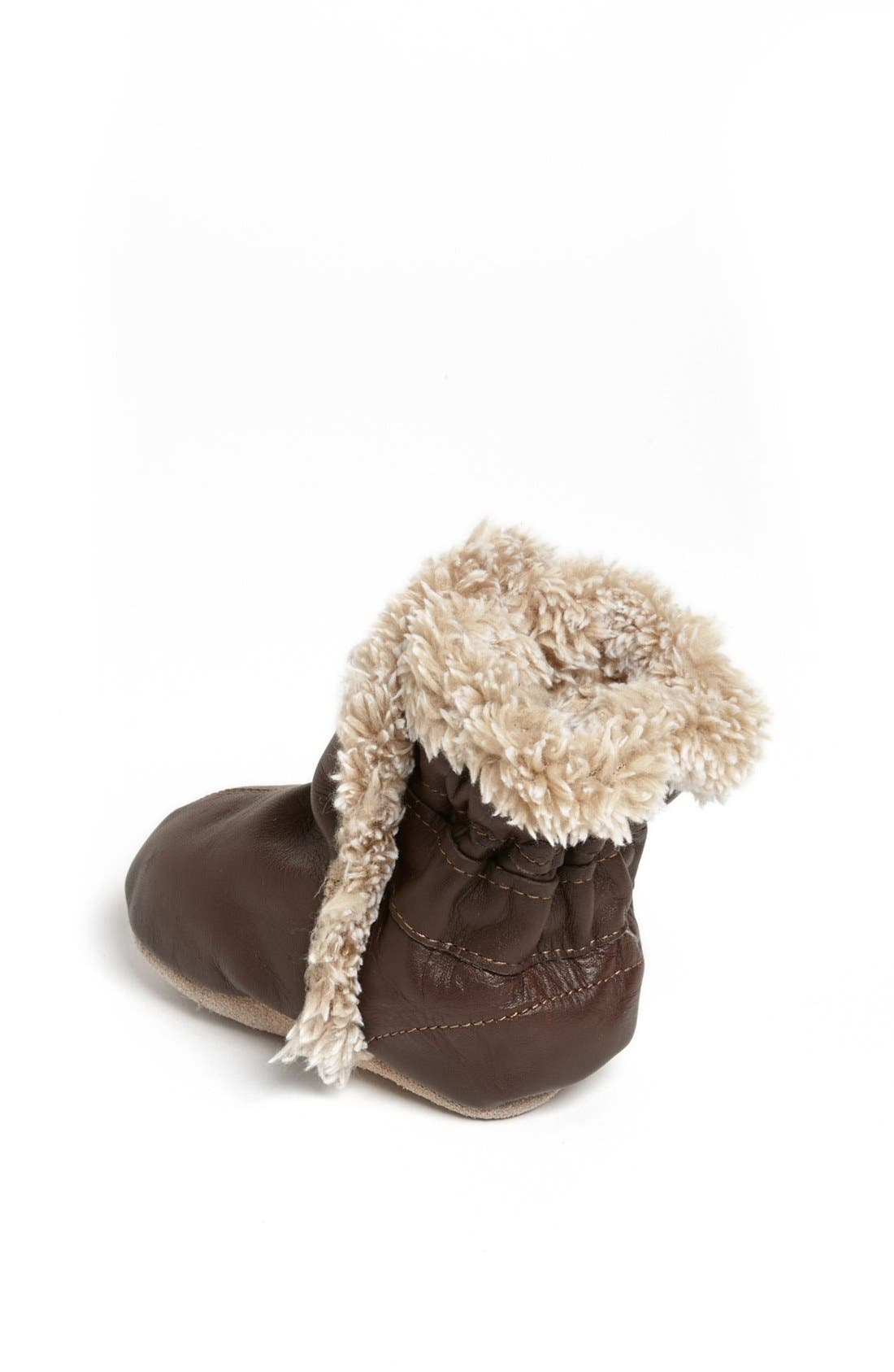 'Classic' Bootie,                             Alternate thumbnail 2, color,                             BROWN