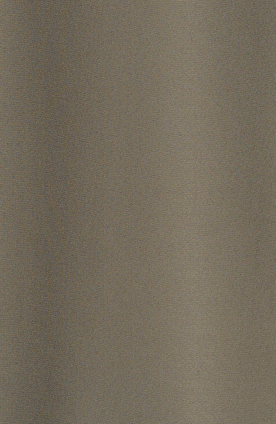 Cuff Sleeve Woven Tee,                             Alternate thumbnail 83, color,