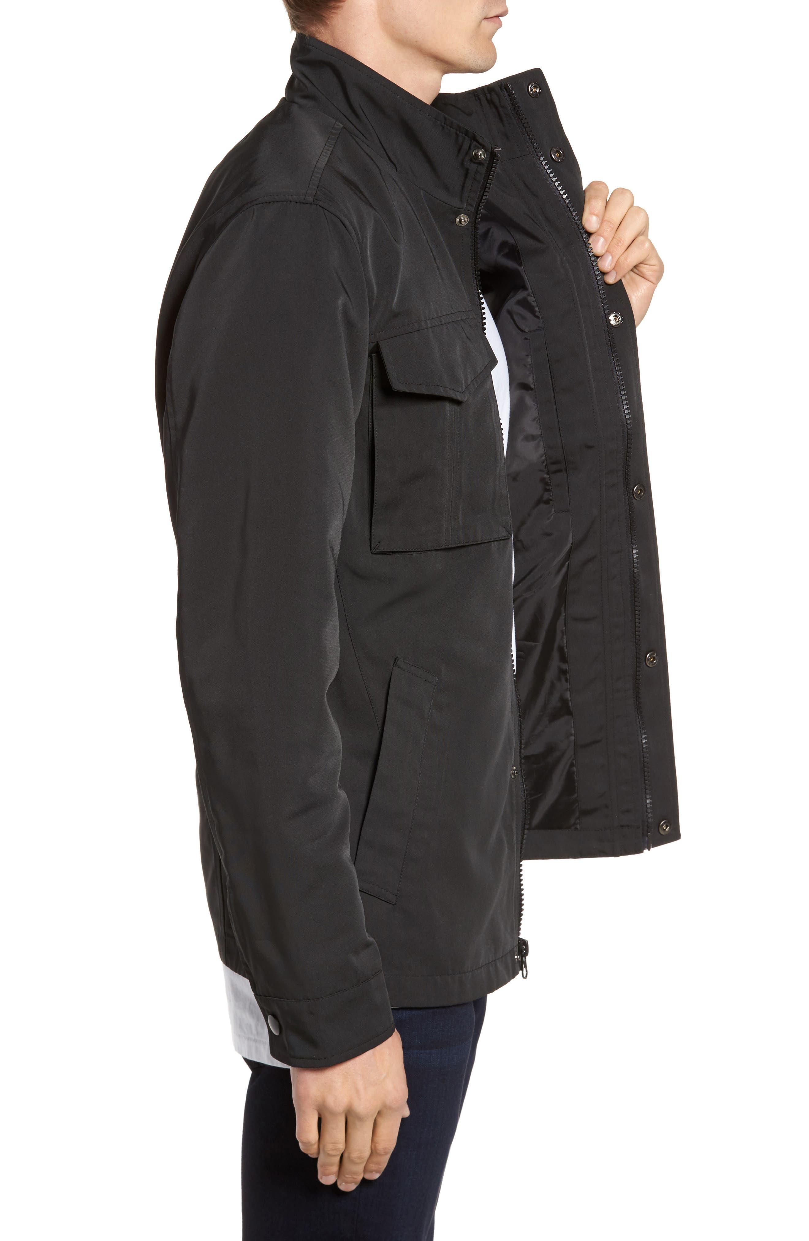 Dougie Waterproof Jacket,                             Alternate thumbnail 5, color,