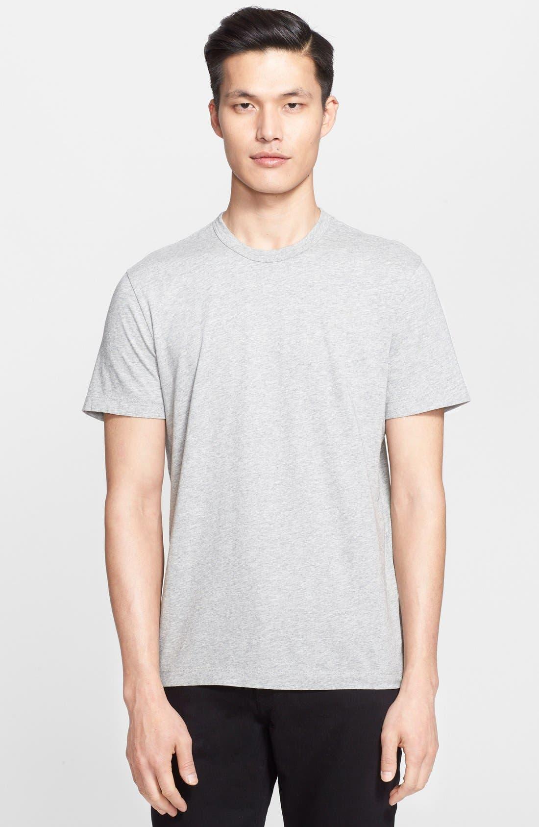 Crewneck Jersey T-Shirt,                             Main thumbnail 32, color,