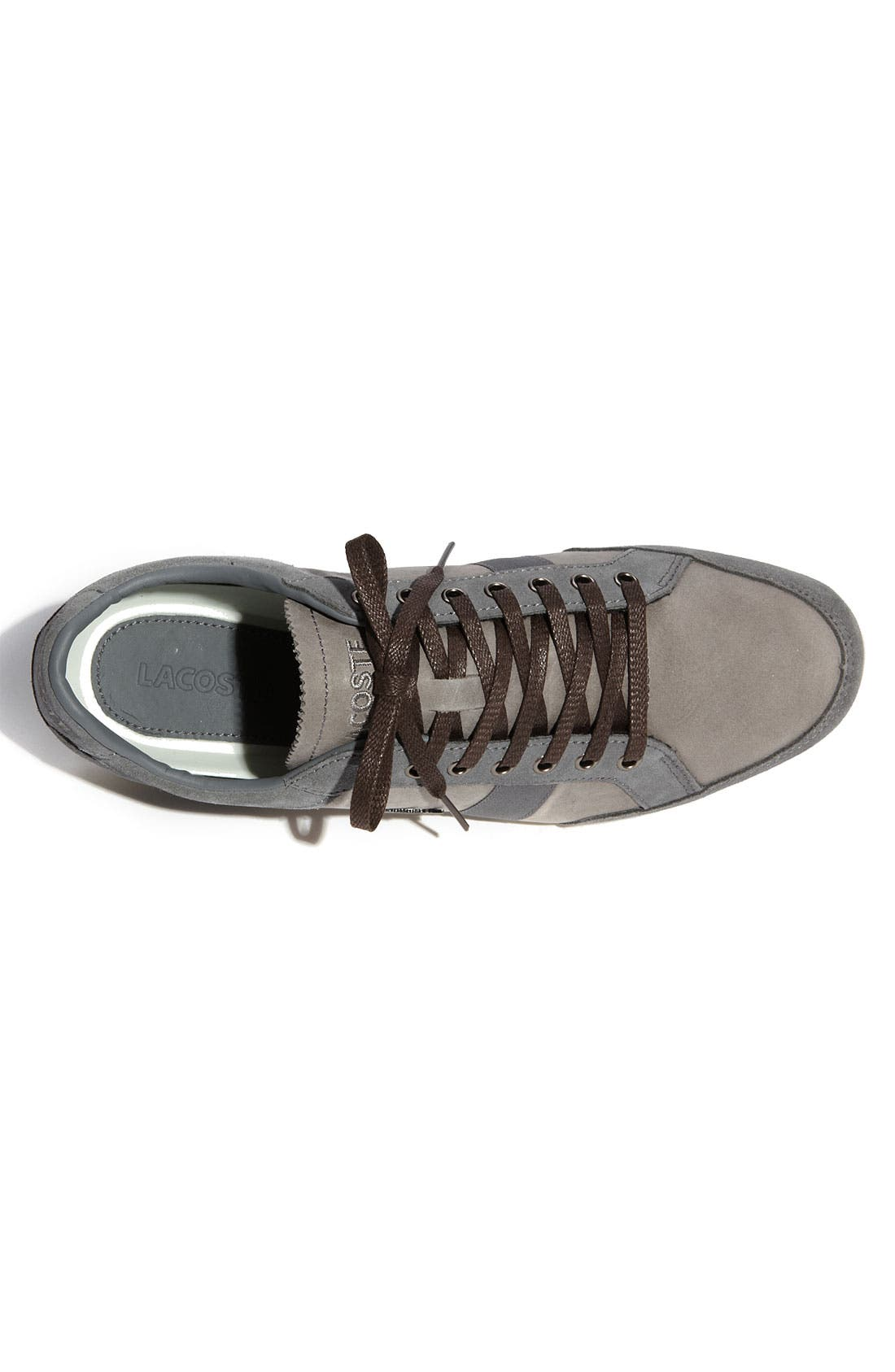 LACOSTE,                             'Alisos' Sneaker,                             Alternate thumbnail 4, color,                             064