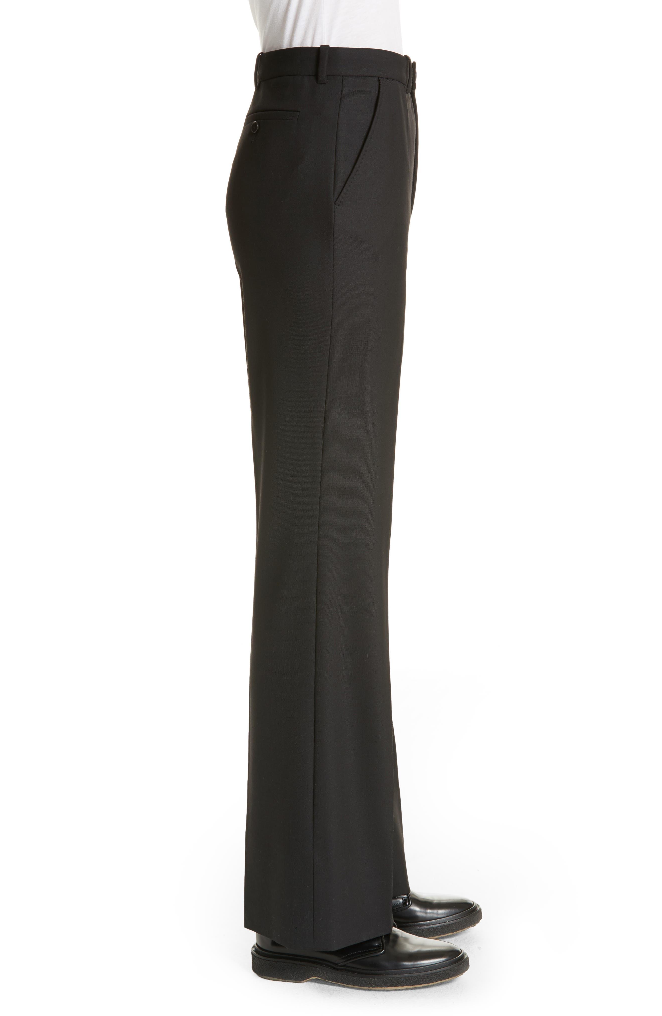 Tropez Wide Leg Trousers,                             Alternate thumbnail 3, color,