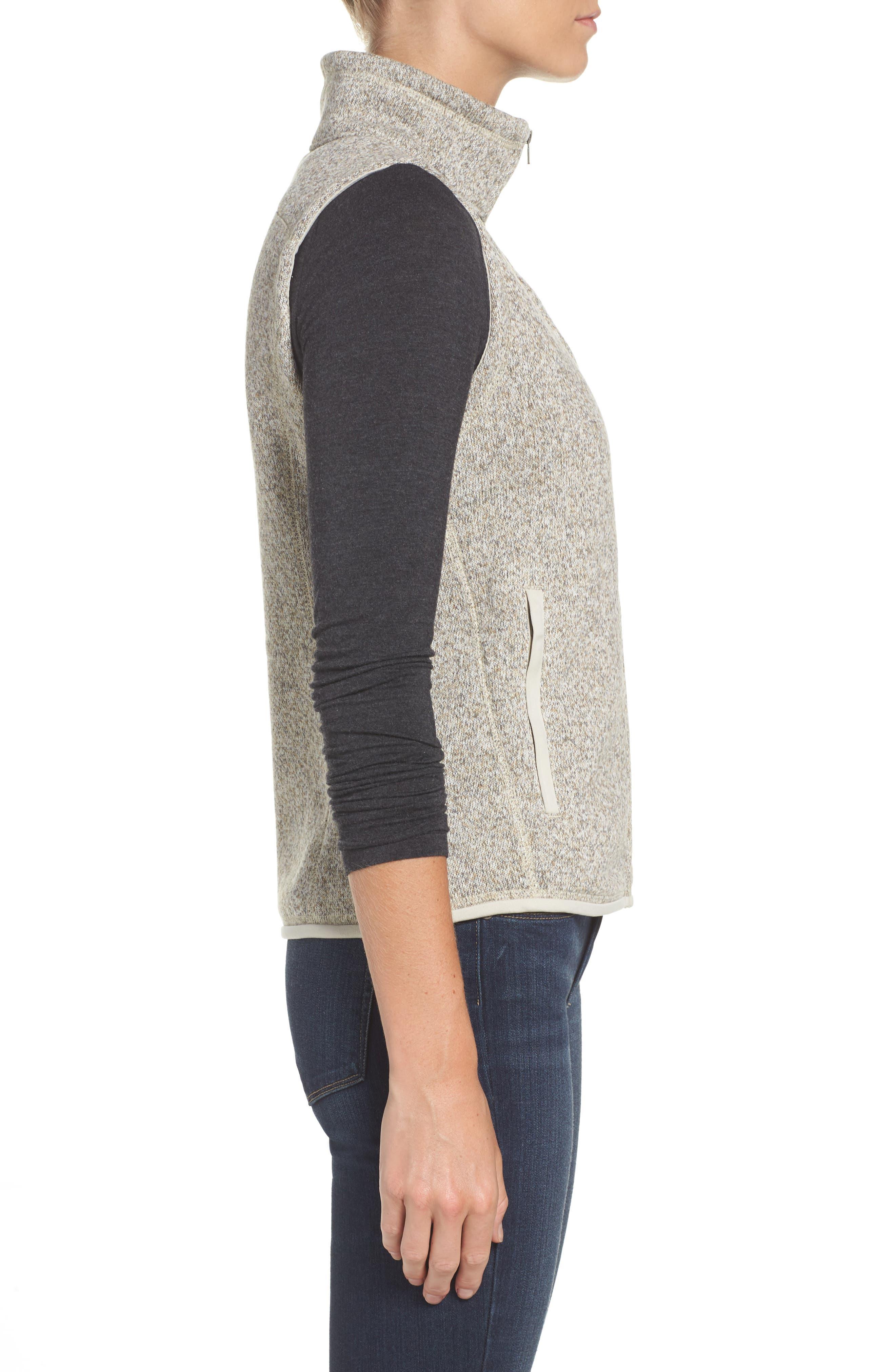 Better Sweater Vest,                             Alternate thumbnail 3, color,                             PELICAN