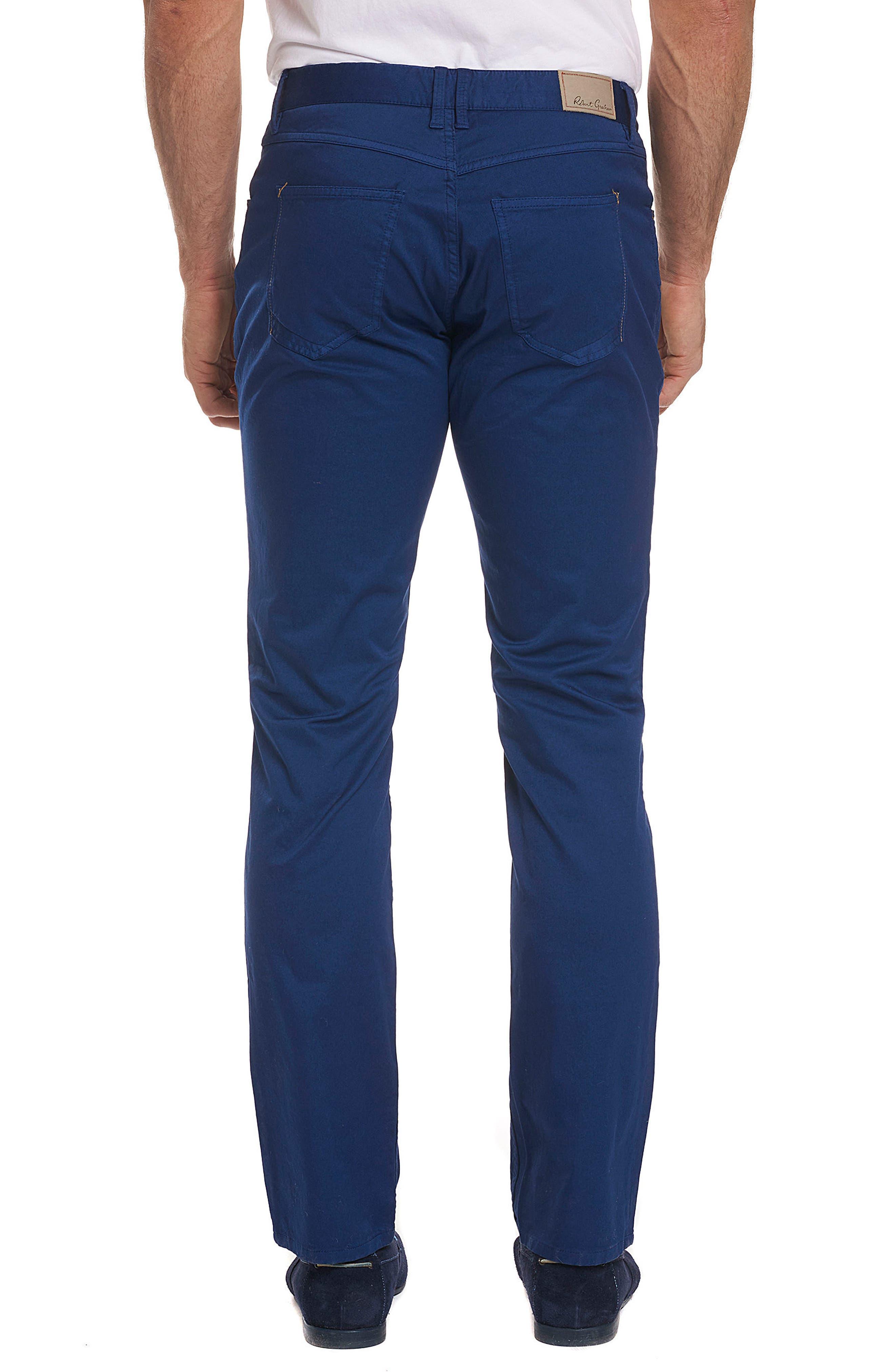 Marti Tailored Fit Pants,                             Alternate thumbnail 2, color,                             BLUE