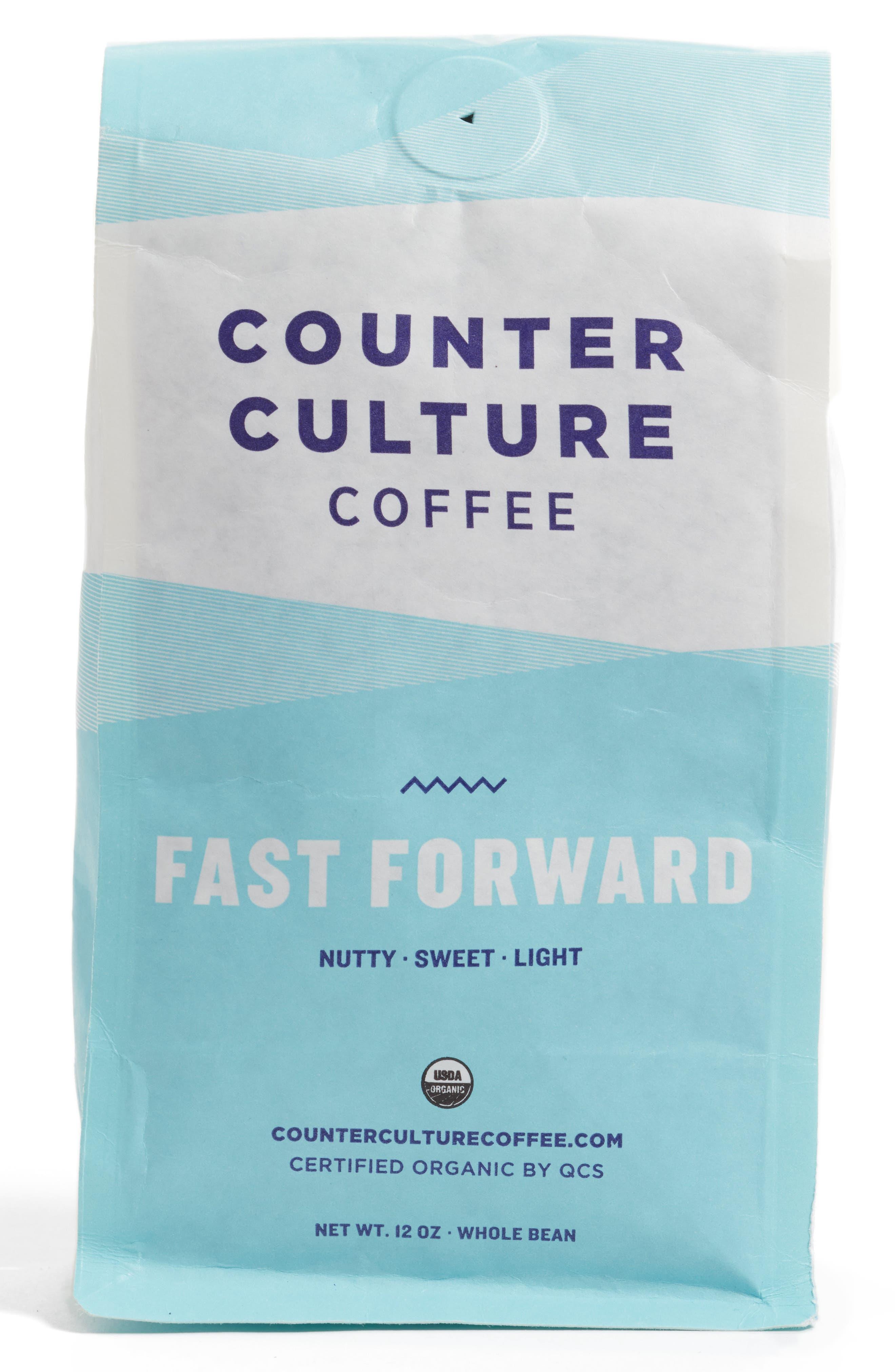 Fast Forward Whole Bean Coffee Blend,                             Main thumbnail 1, color,                             960