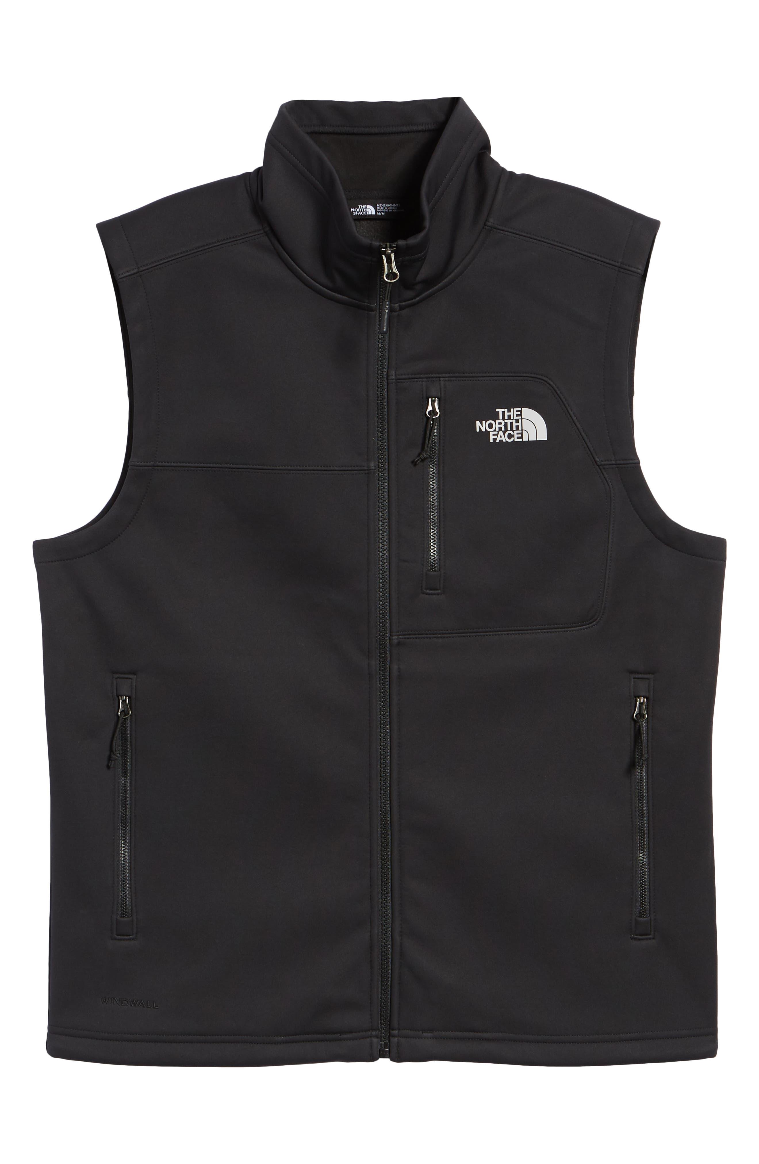Apex Risor Vest,                             Alternate thumbnail 6, color,                             TNF BLACK/ TNF BLACK
