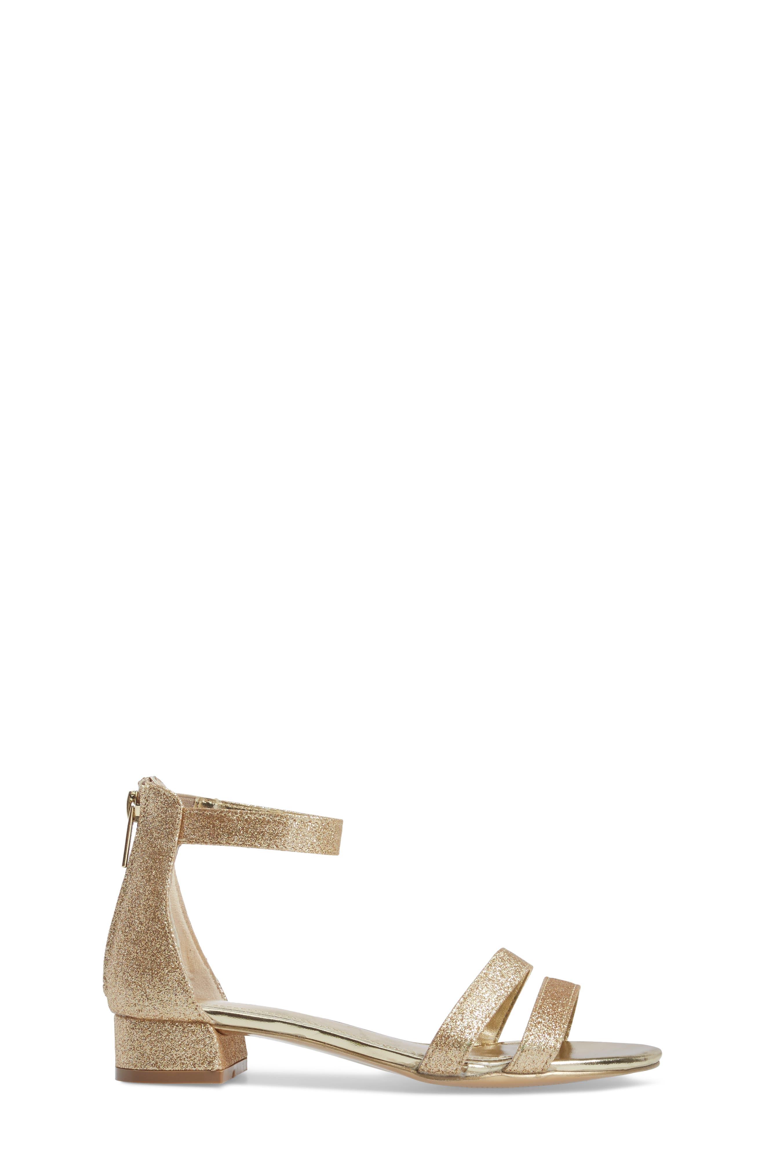 Julie Jazz Embellished Sandal,                             Alternate thumbnail 3, color,                             710