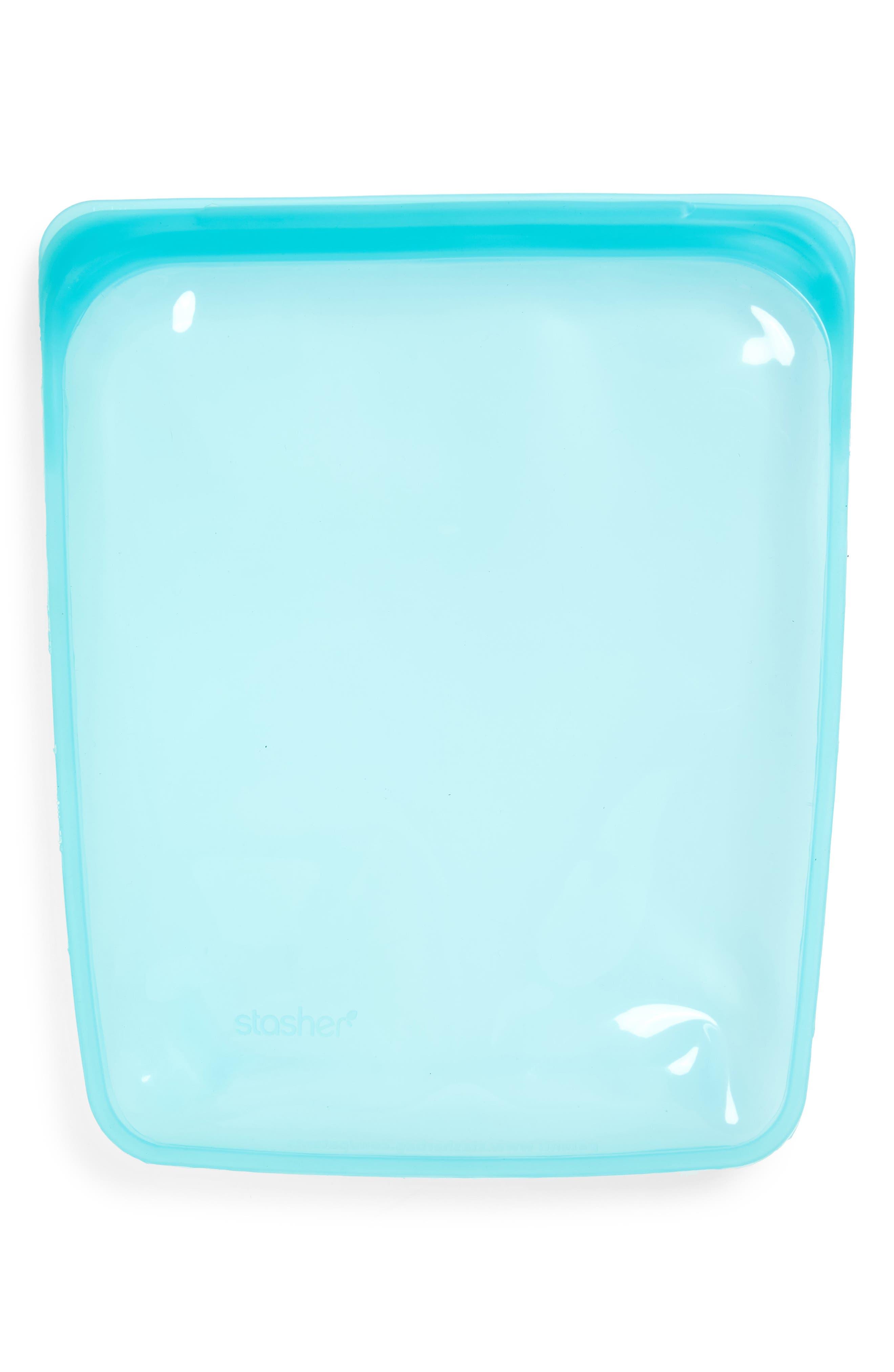 Half Gallon Reusable Silicone Storage Bag,                             Alternate thumbnail 2, color,                             400