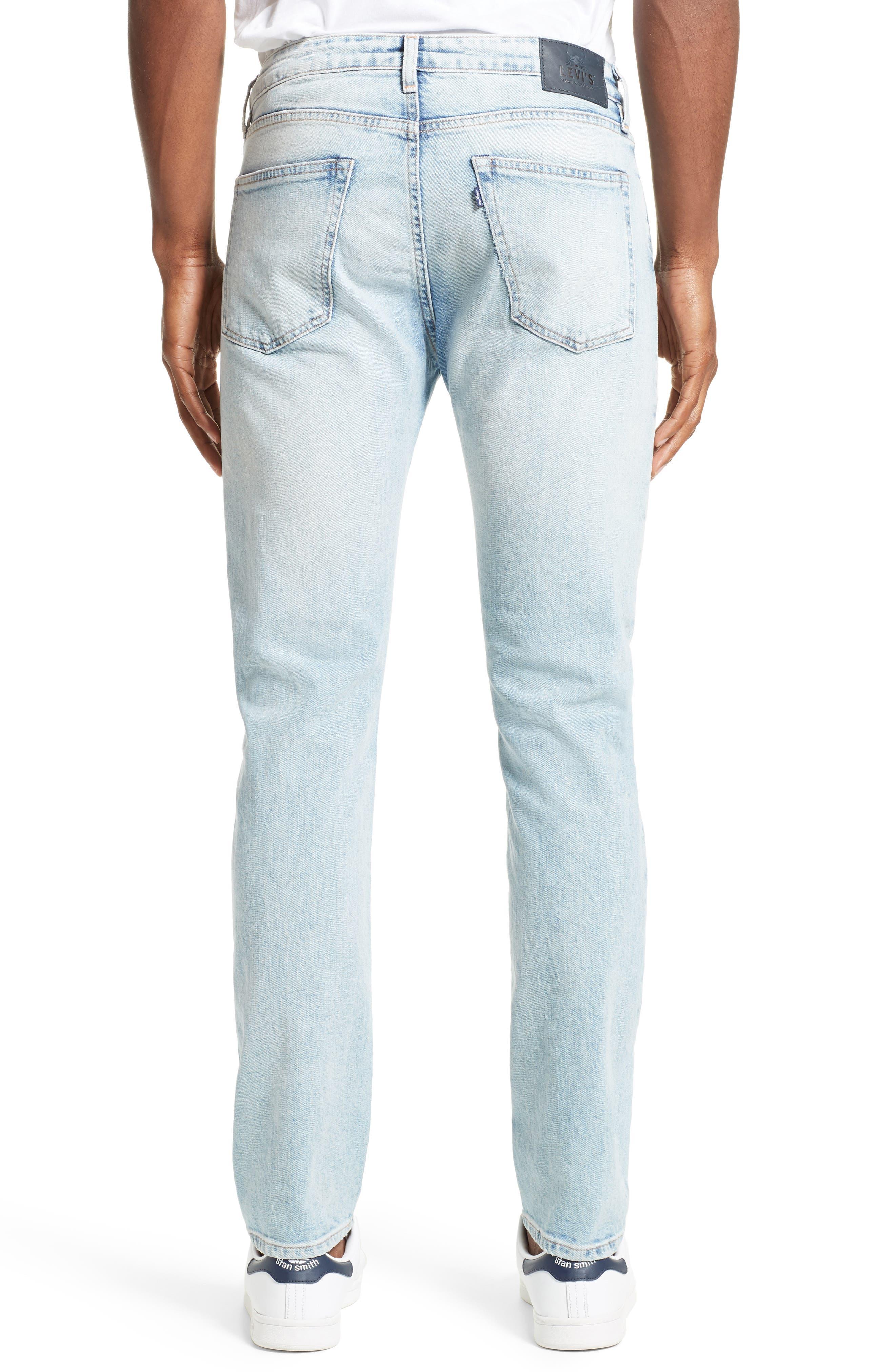 Tack Slim Fit Jeans,                             Alternate thumbnail 2, color,                             450