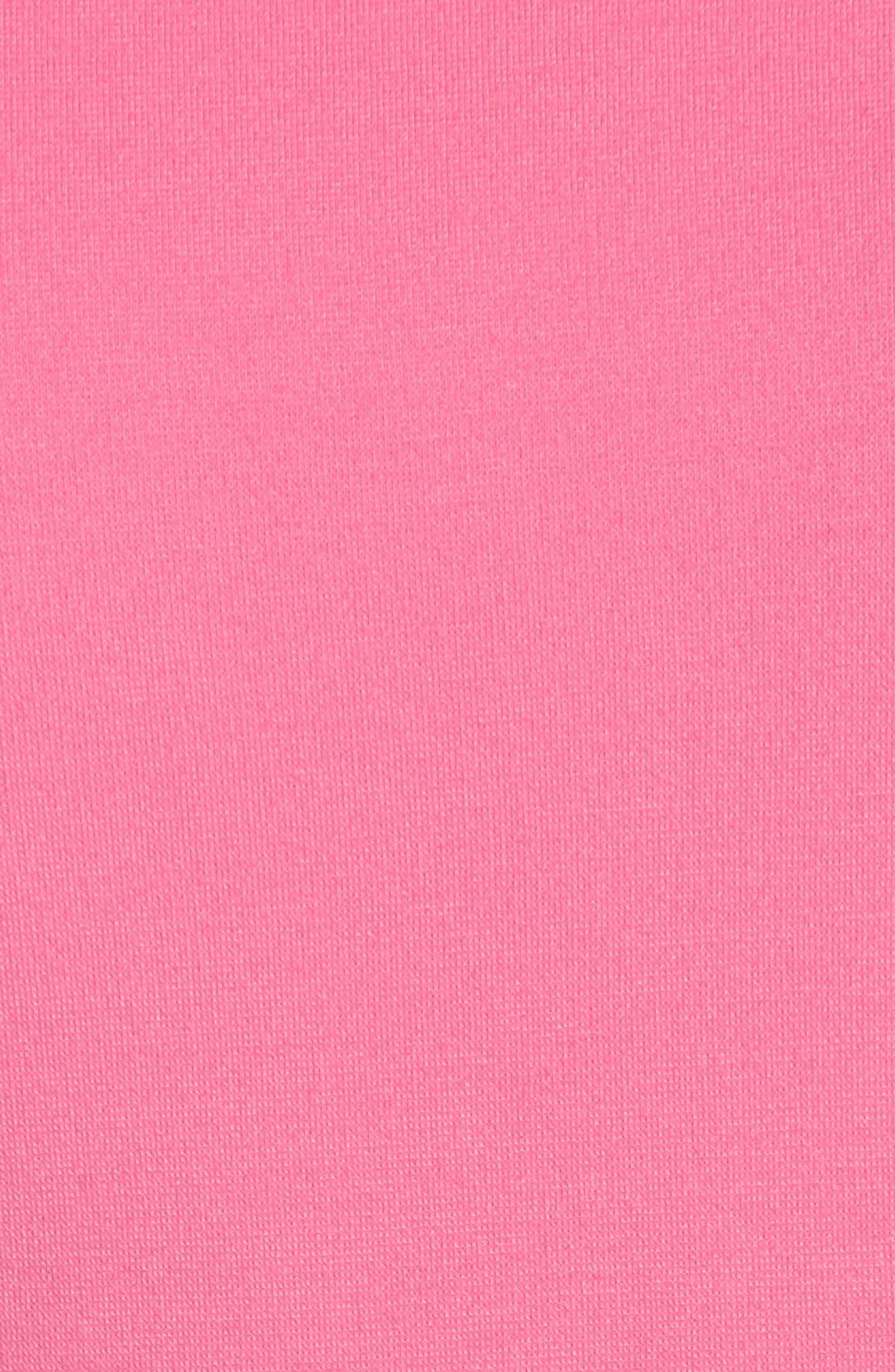 Petal Scalloped A-Line Dress,                             Alternate thumbnail 12, color,