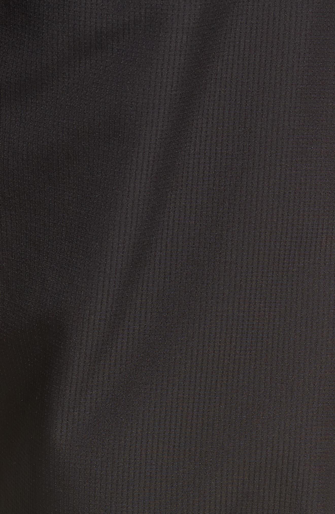 Authentics Track Pants,                             Alternate thumbnail 5, color,                             BLACK/ WHITE