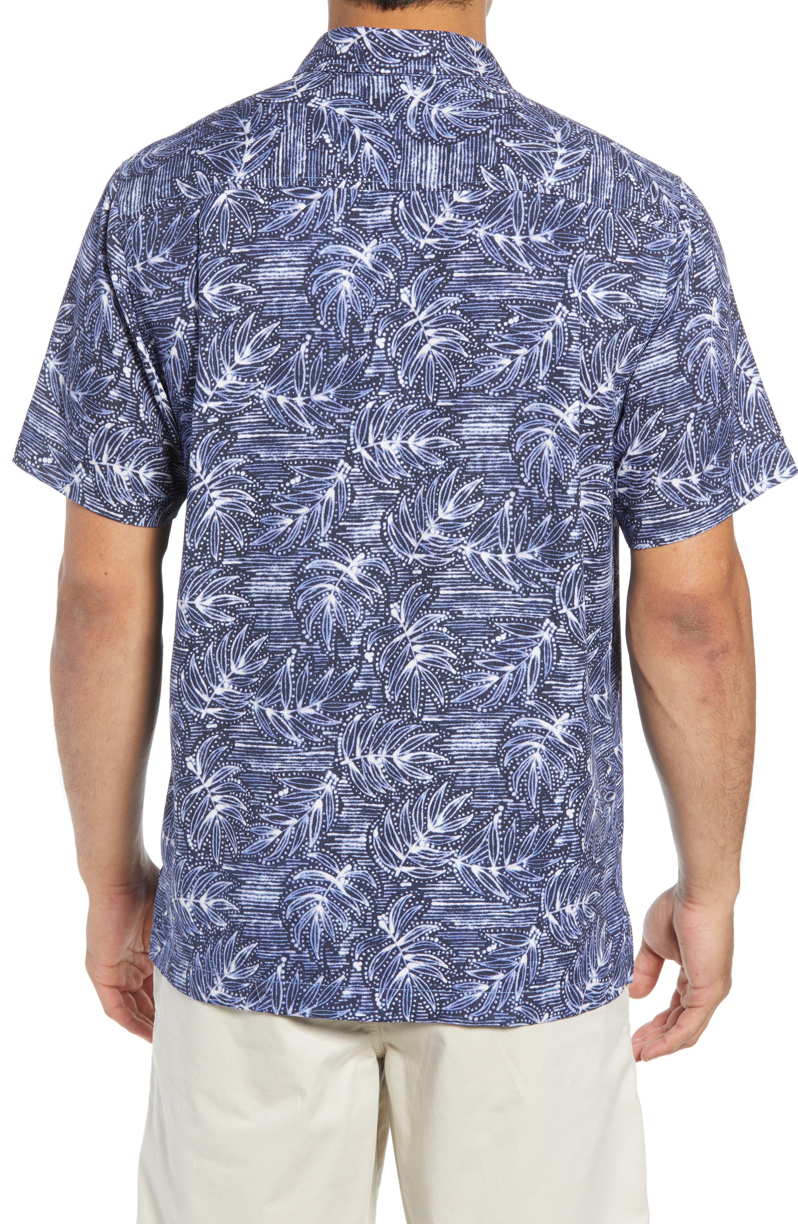 Bueno Batik Sport Shirt,                             Alternate thumbnail 2, color,                             BLUE JEAN
