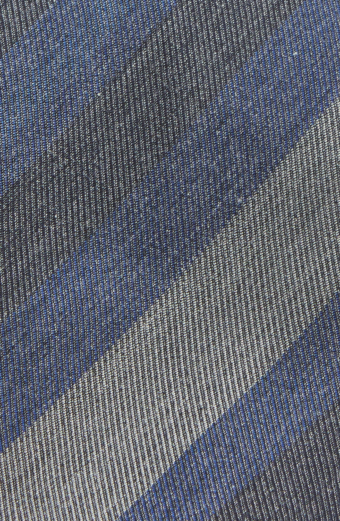 Stripe Silk Tie,                             Alternate thumbnail 5, color,